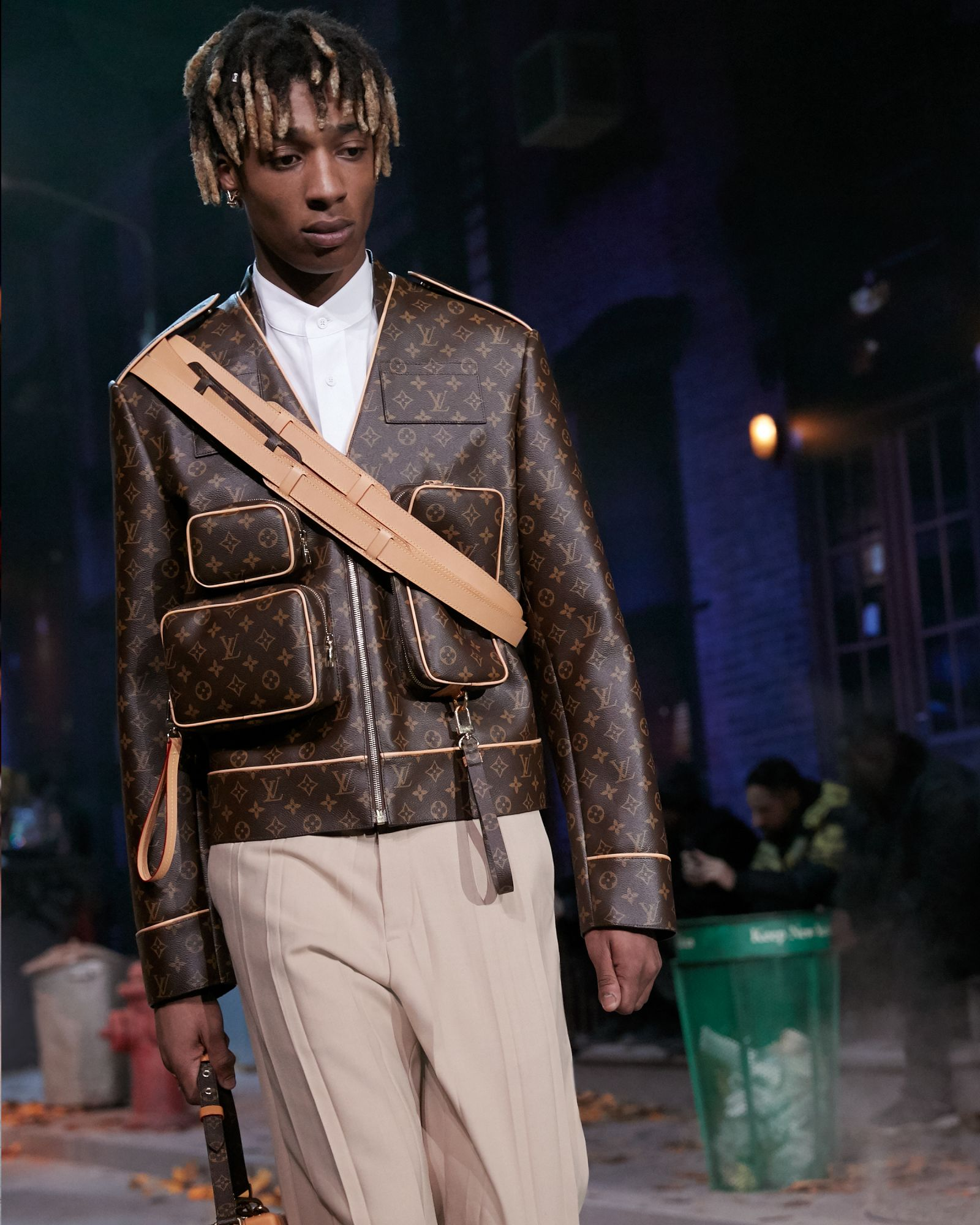e9e3d482ddc Discover Virgil Abloh's FW19 Louis Vuitton Collection At The ...