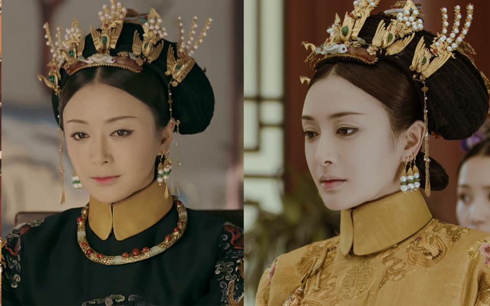 《延禧攻略》: 只有絕美質富察皇后才能演繹的華麗珠寶