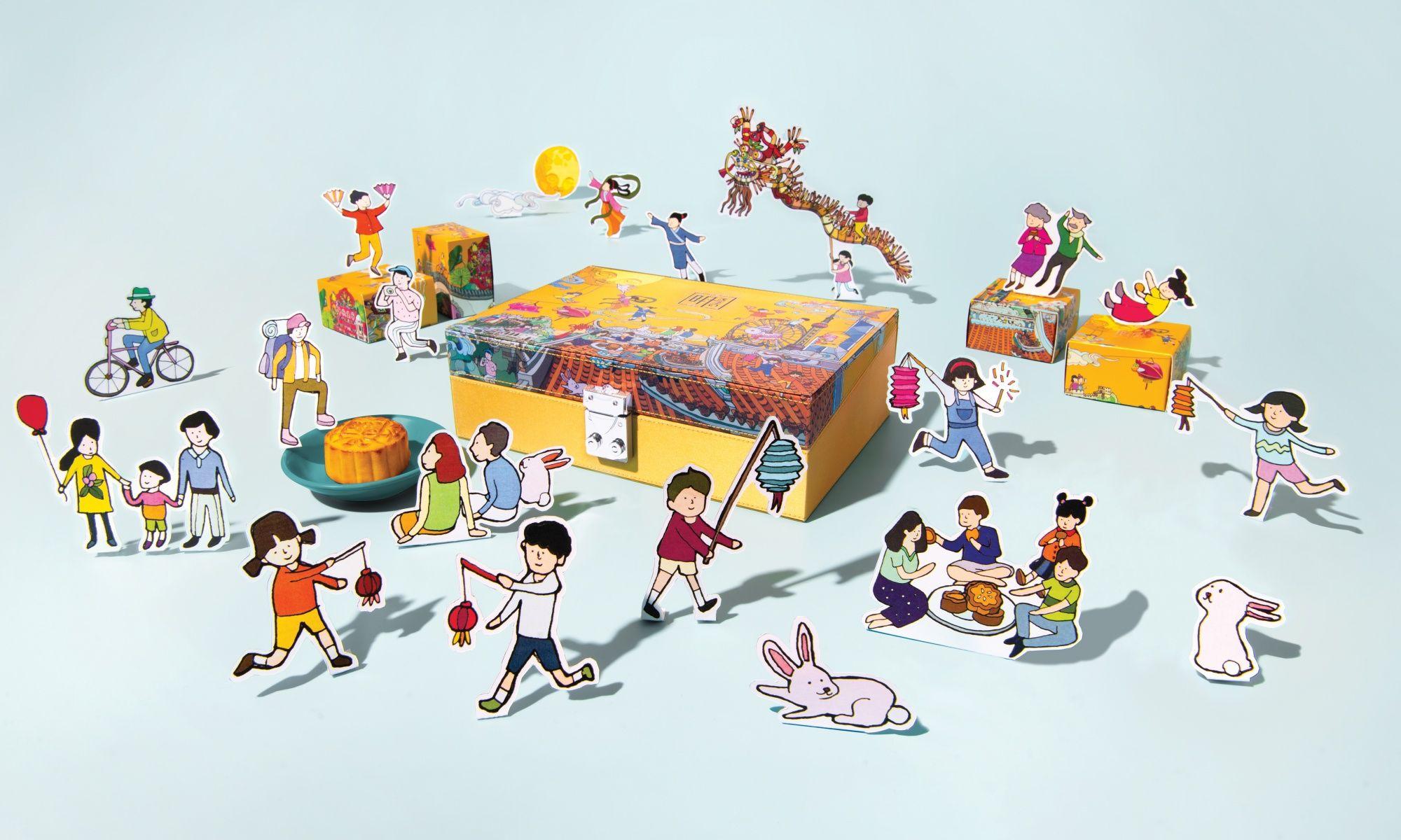 Ming Mooncake Brand Debuts In Hong Kong