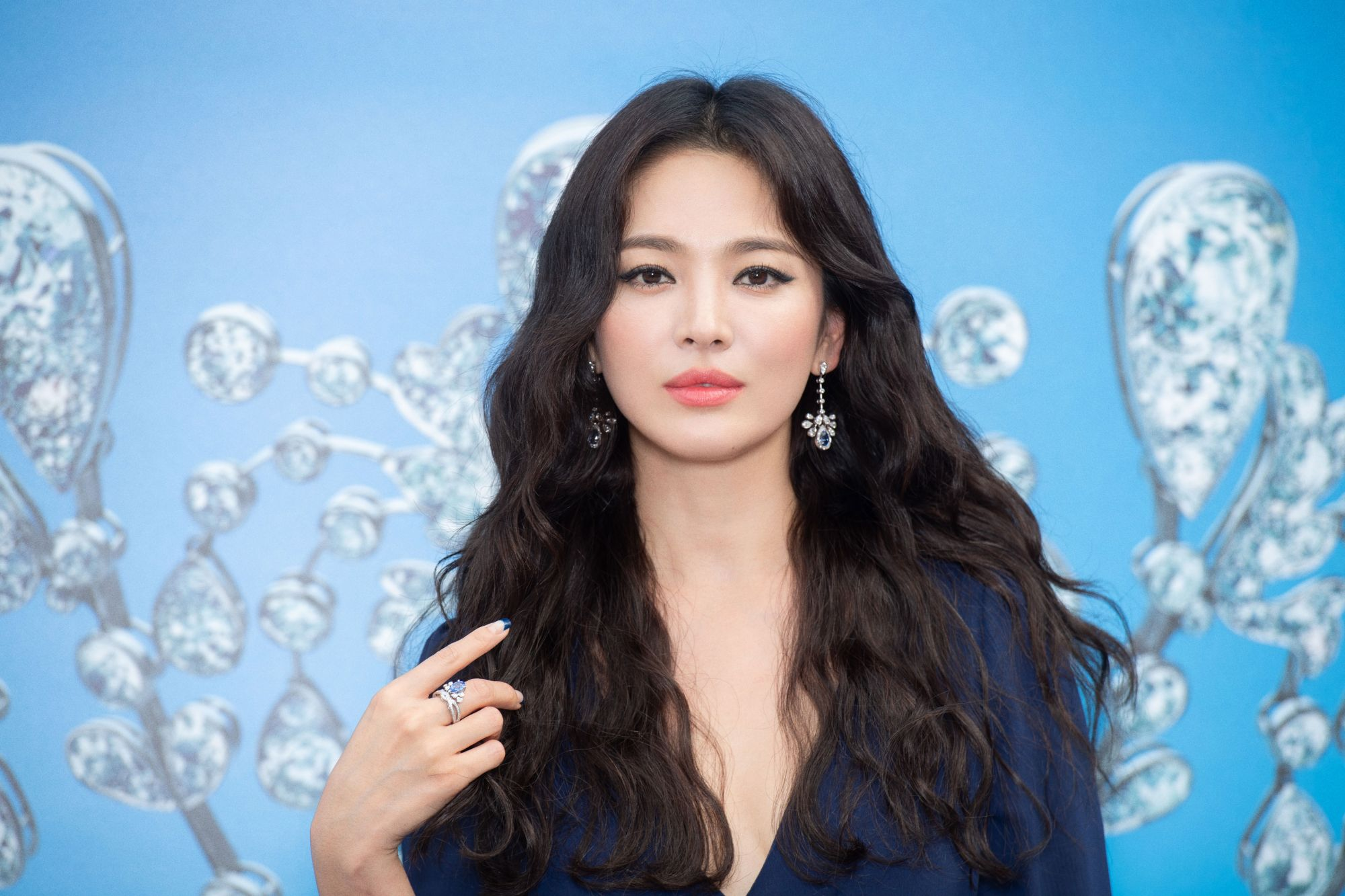 Exclusive Interview: Song Hye-Kyo On Fame And Fate