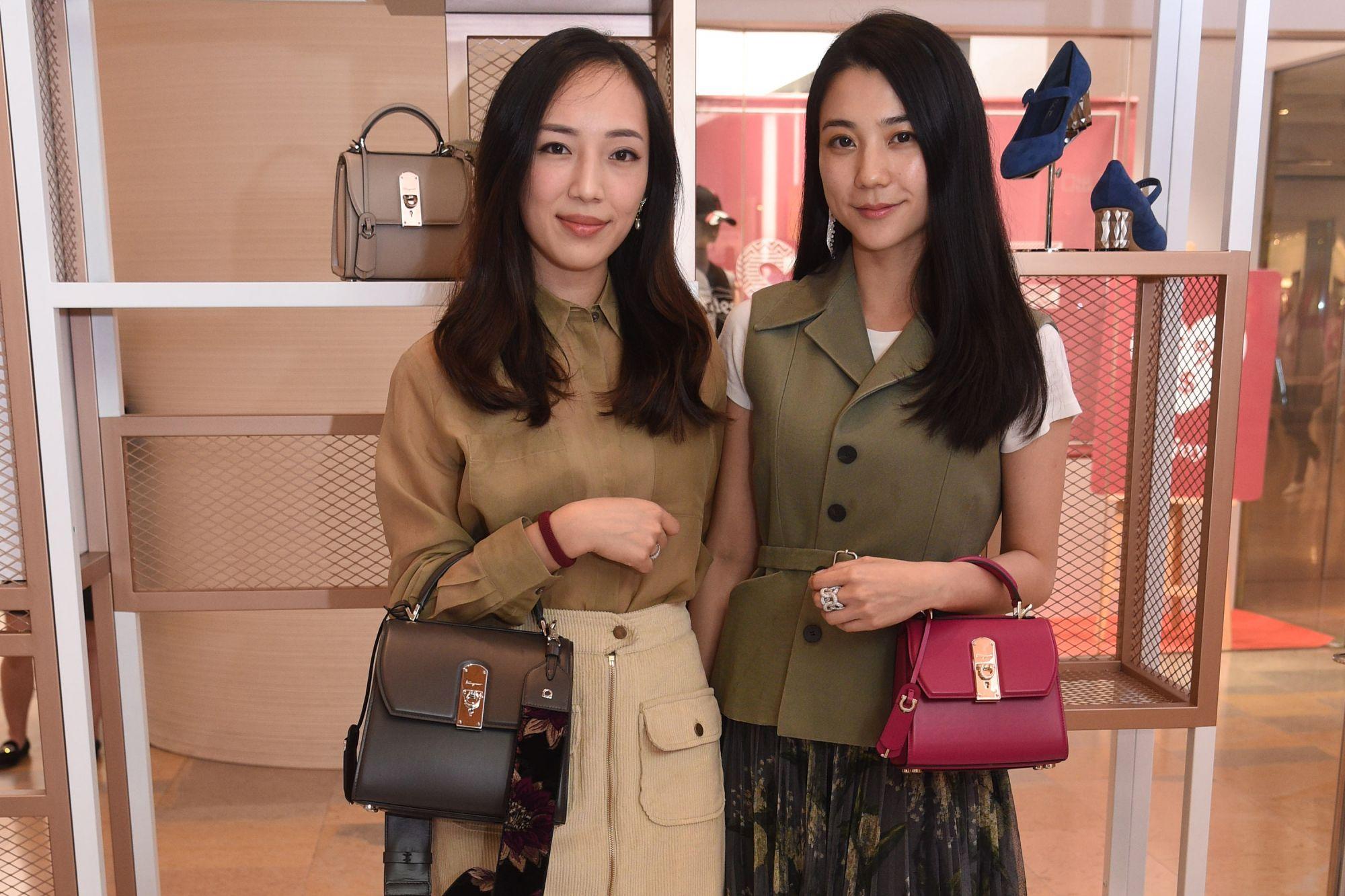 Christine Fok, Vincy Yeung