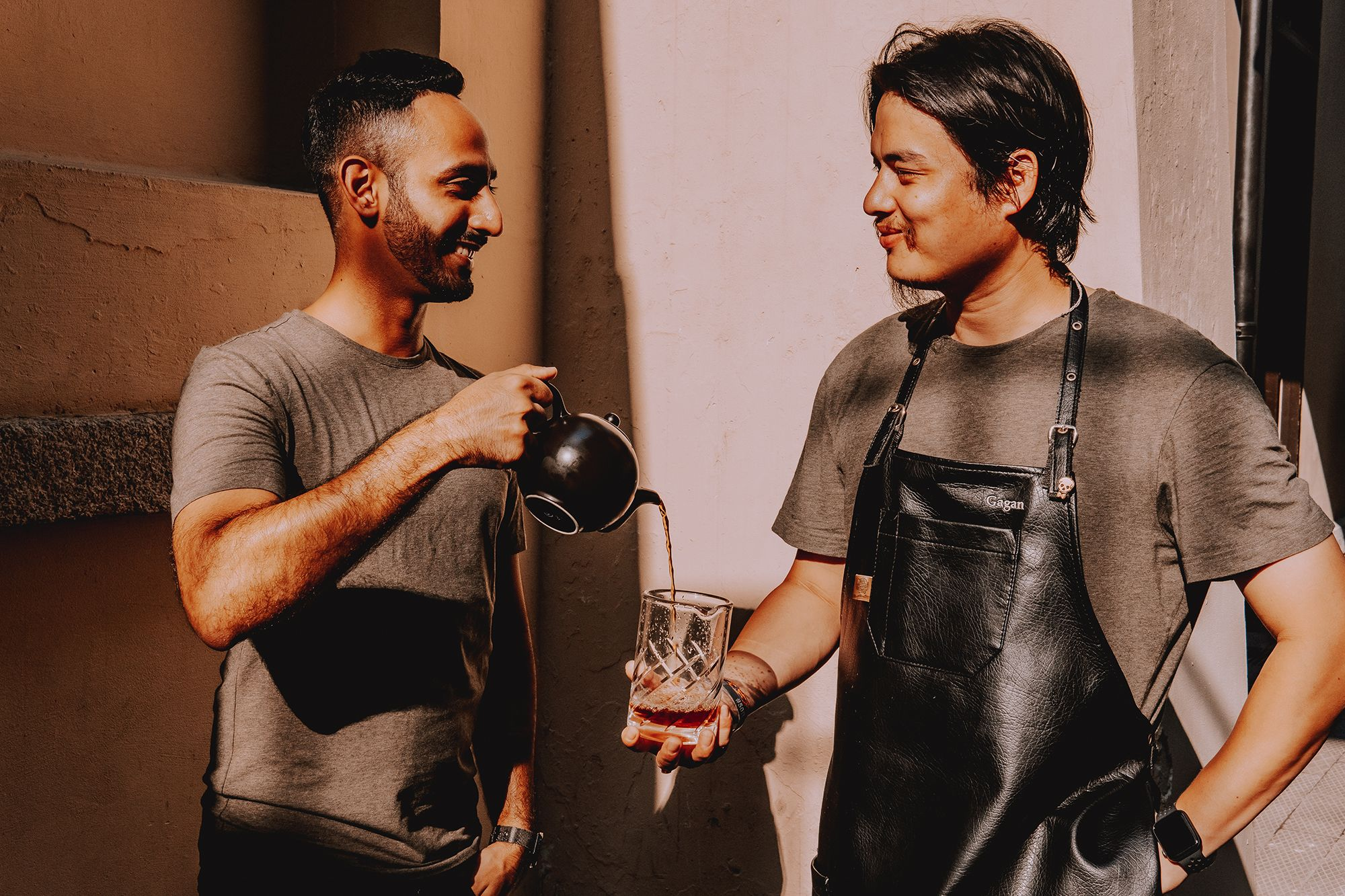 New Bar Tell Camellia Brings Tea Cocktails To Central's H Code In Summer 2019