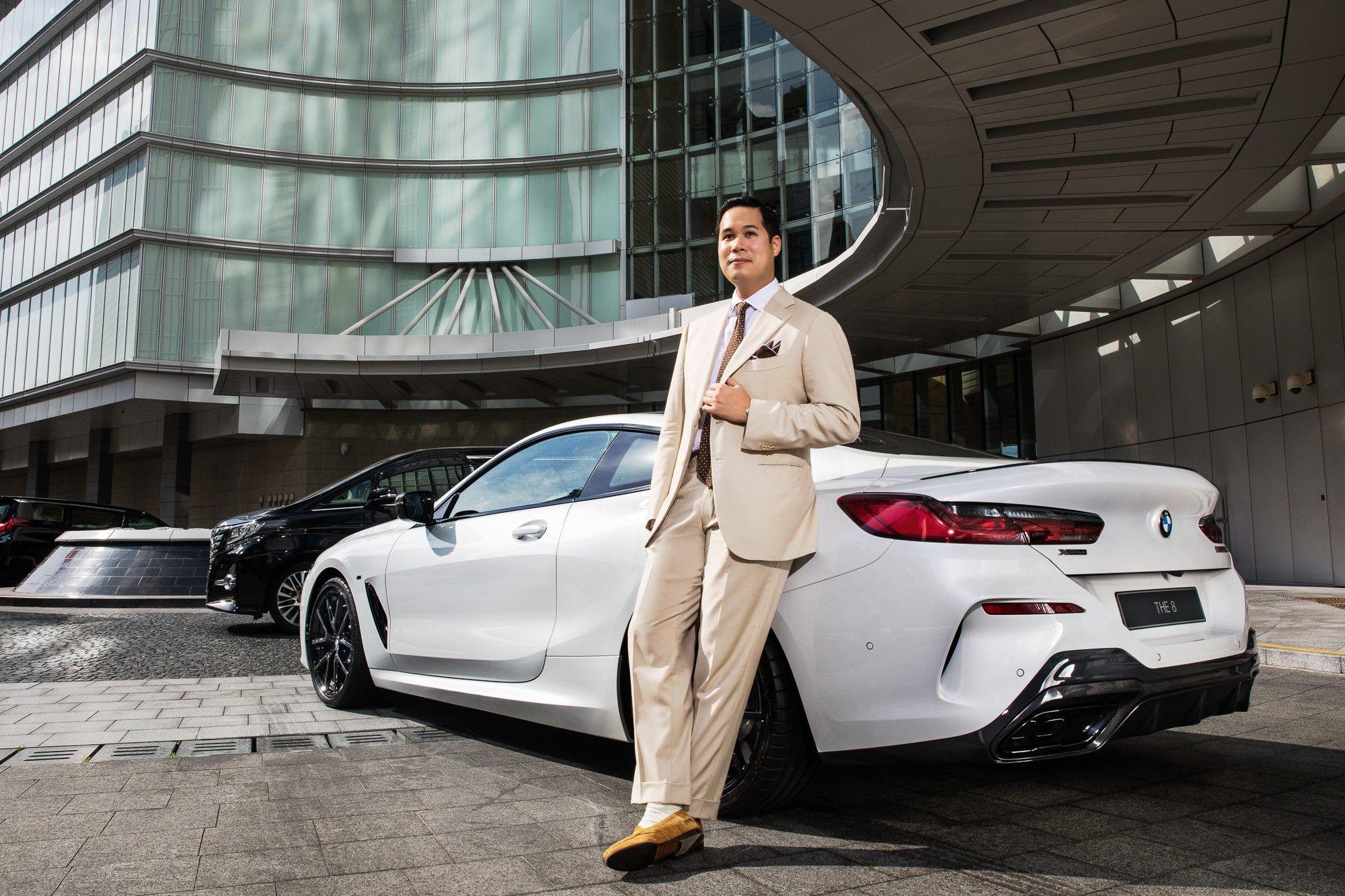 8 Essentials To Be A Gentleman With Brandon Chau