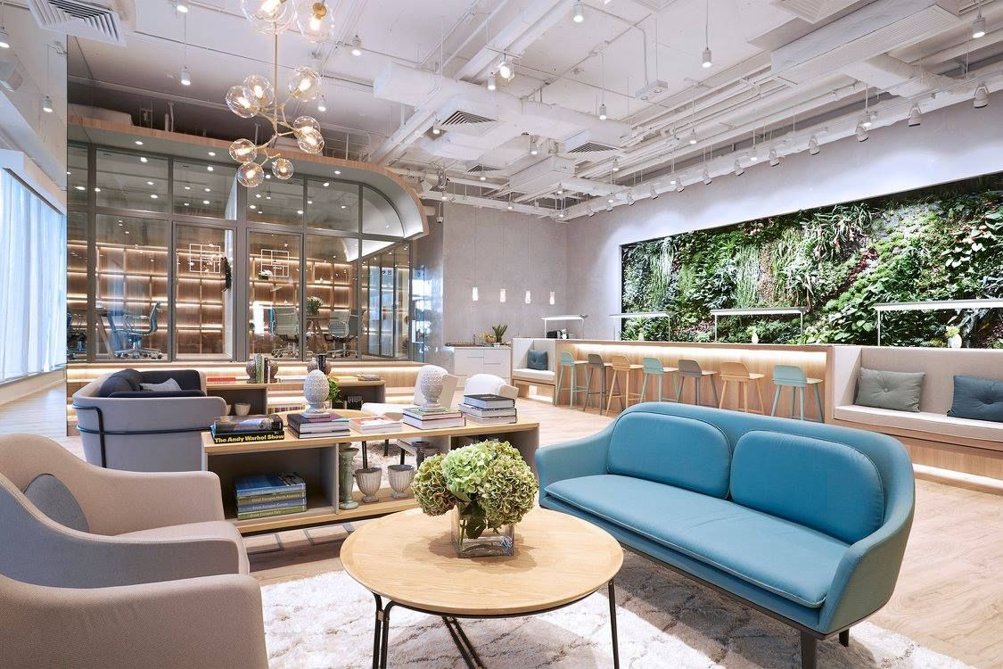 9 High End Co-Working Spaces in Hong Kong