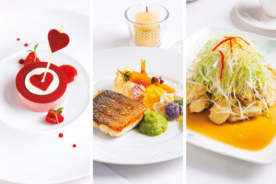 Four Seasons Hotel Hong Kong Introduces The Well Feeling Wedding Menu