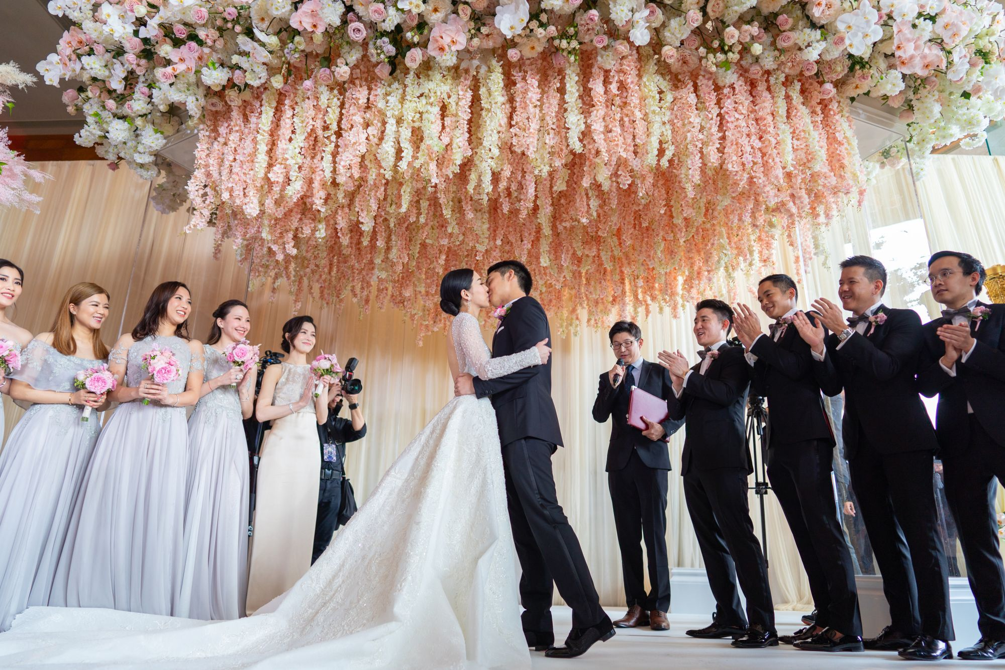 Exclusive: Jeffrey Char And Carmen Yim's Lavish Two-Day Wedding