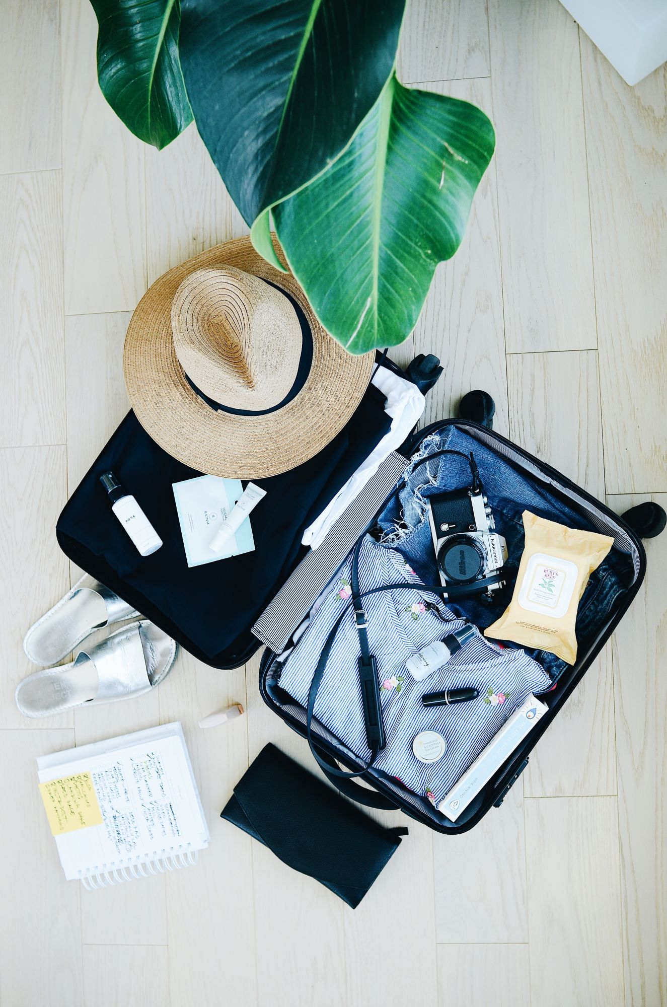 Editors' Picks: Our Carry On Travel Essentials