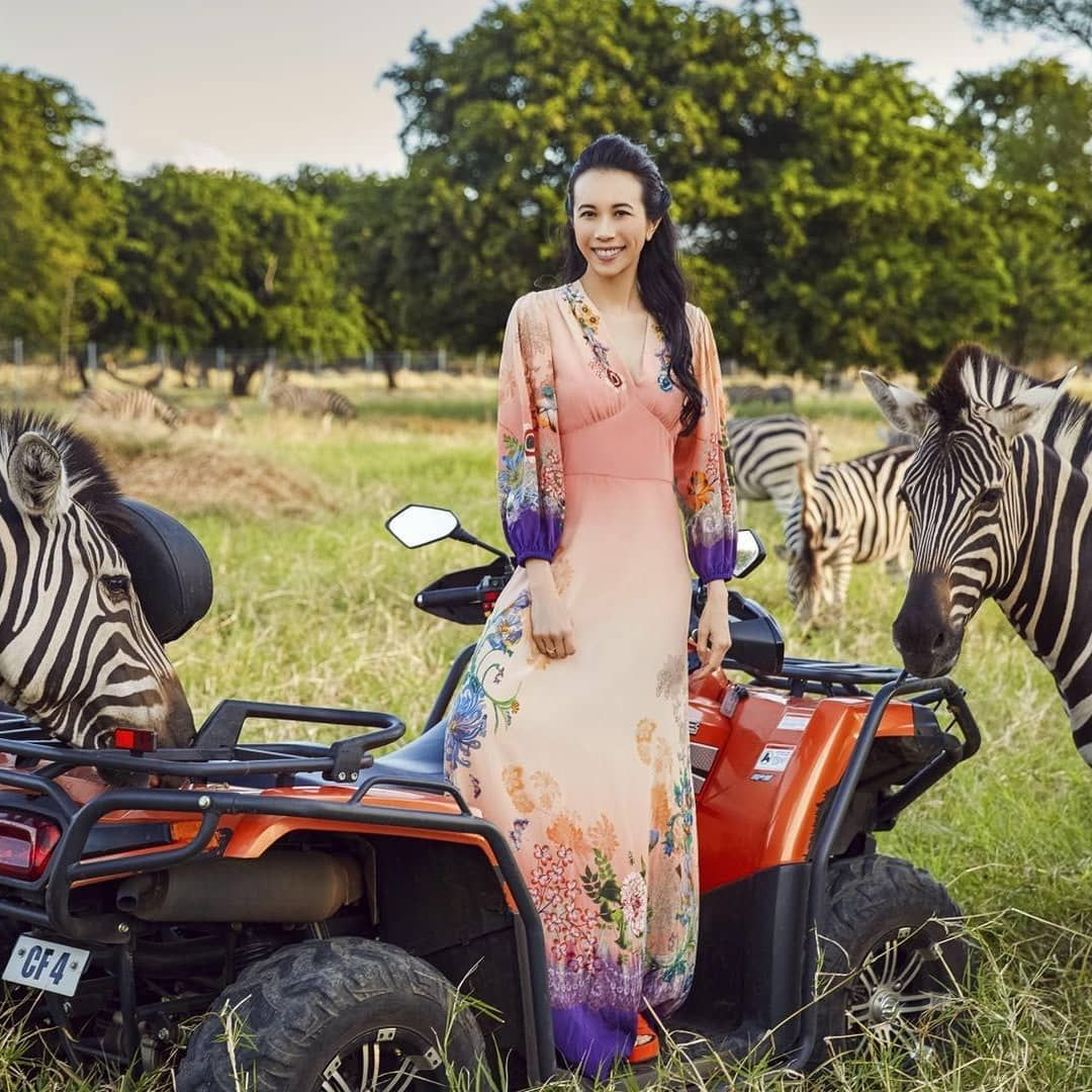 10 Best Tatlergrams: Karen Mok's Exotic Adventure In Mauritius And More