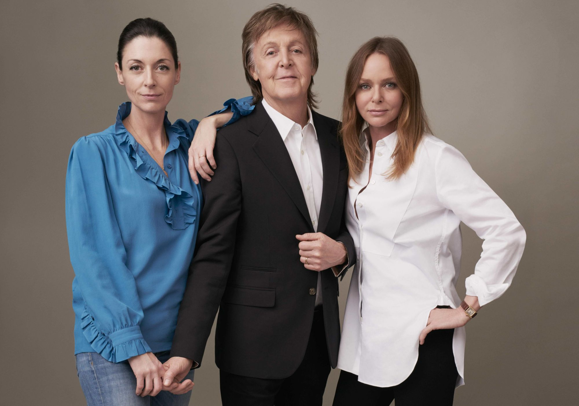 Mary McCartney On Veganism And Her Famous Family