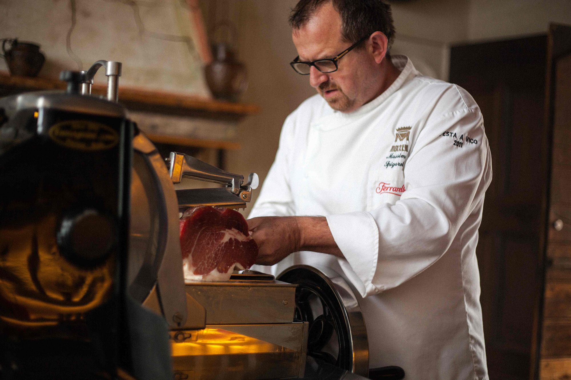 Nicholini's Welcomes The Return Of Guest Chef Massimo Spigaroli This September
