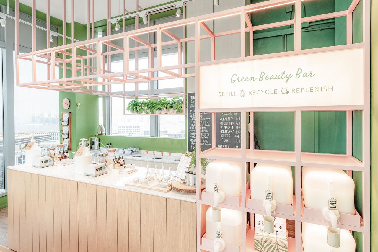 The Best Green Beauty Boutiques In Hong Kong