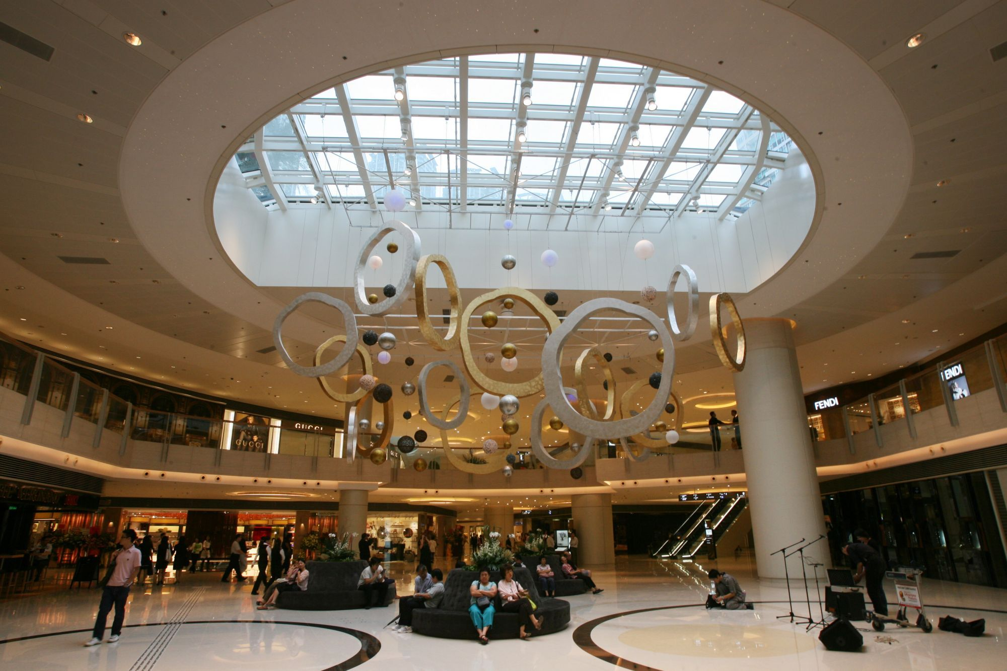 The Tatler Guide To Elements Mall, Hong Kong