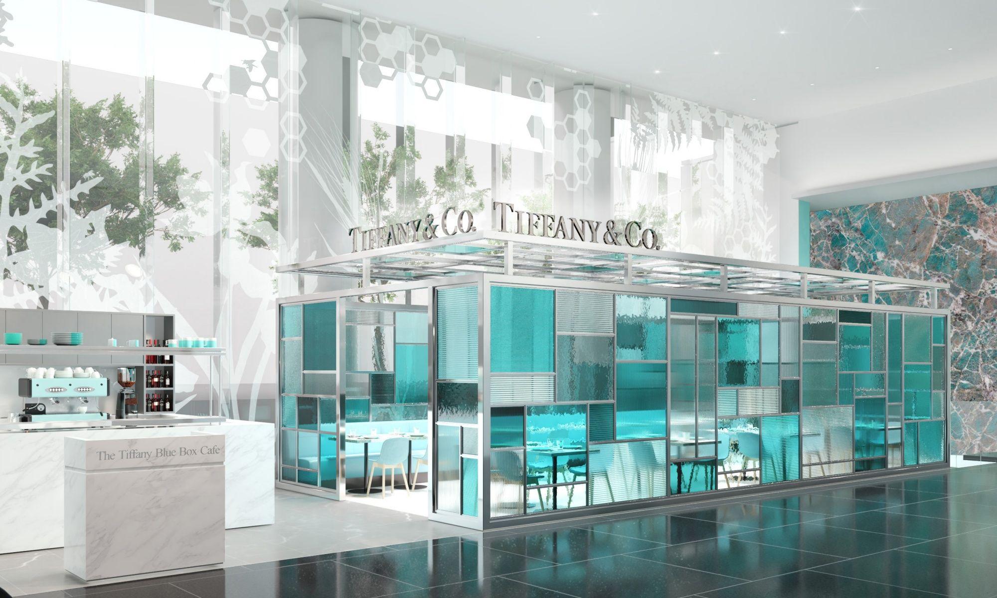 Tiffany Blue Box Café To Make Hong Kong Debut In Tsim Sha Tsui This Autumn