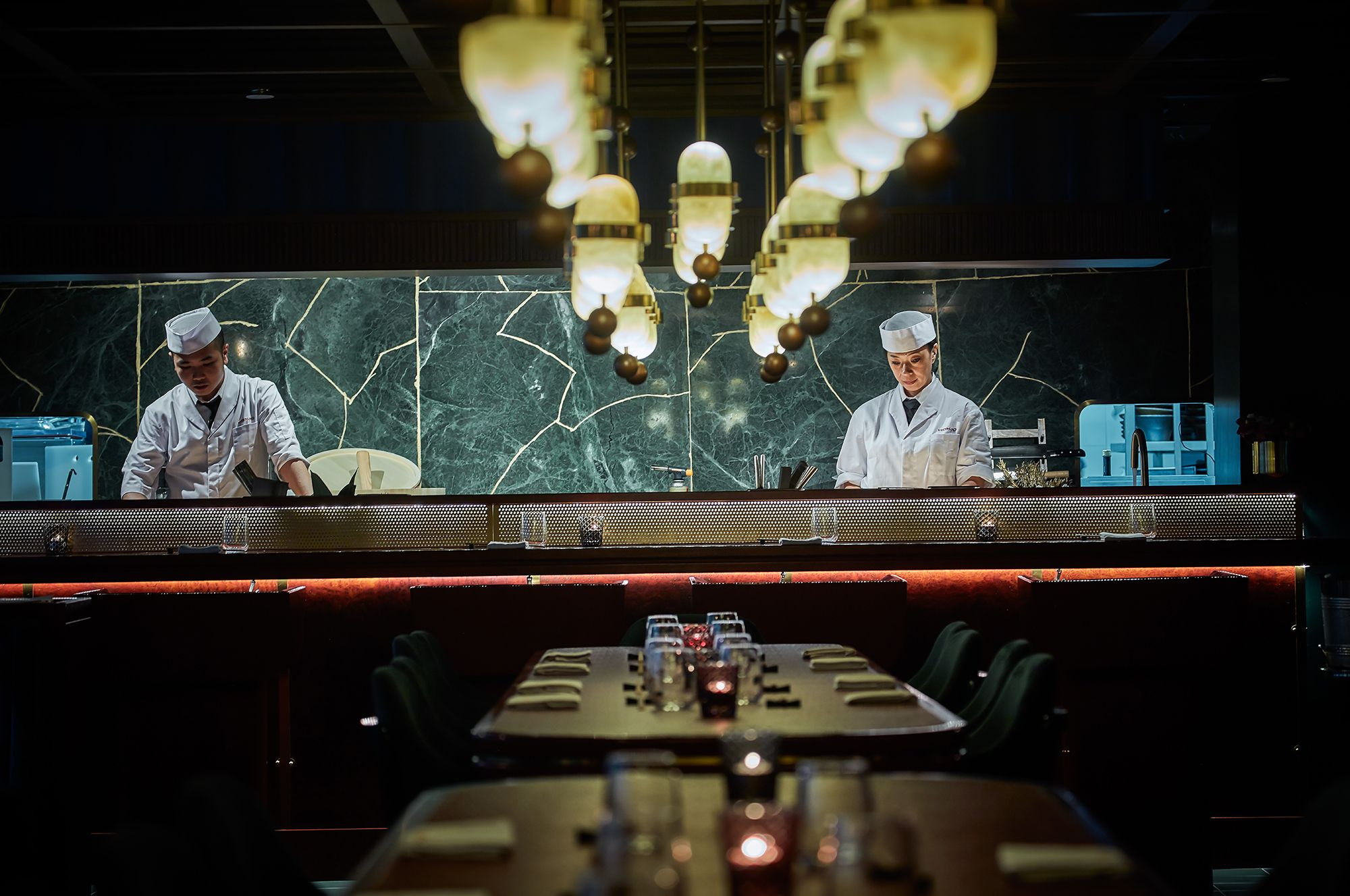 Restaurant Review: Japanese Newcomer Honjo Brings All The Glamour With None Of The Stuffiness