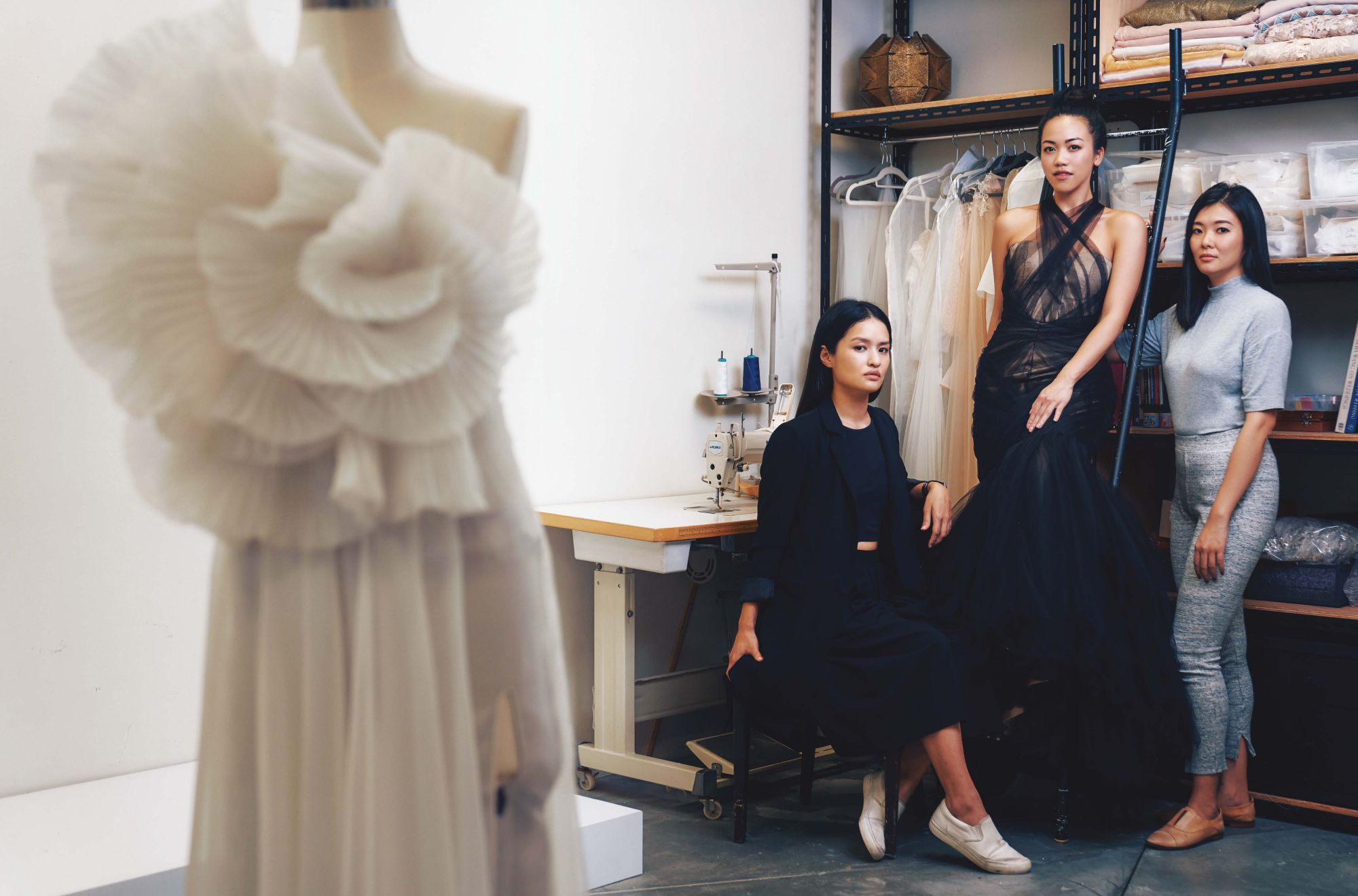 8 Best Bespoke Fashion Designers In Asia For Your Made To Order Gowns Tatler Singapore