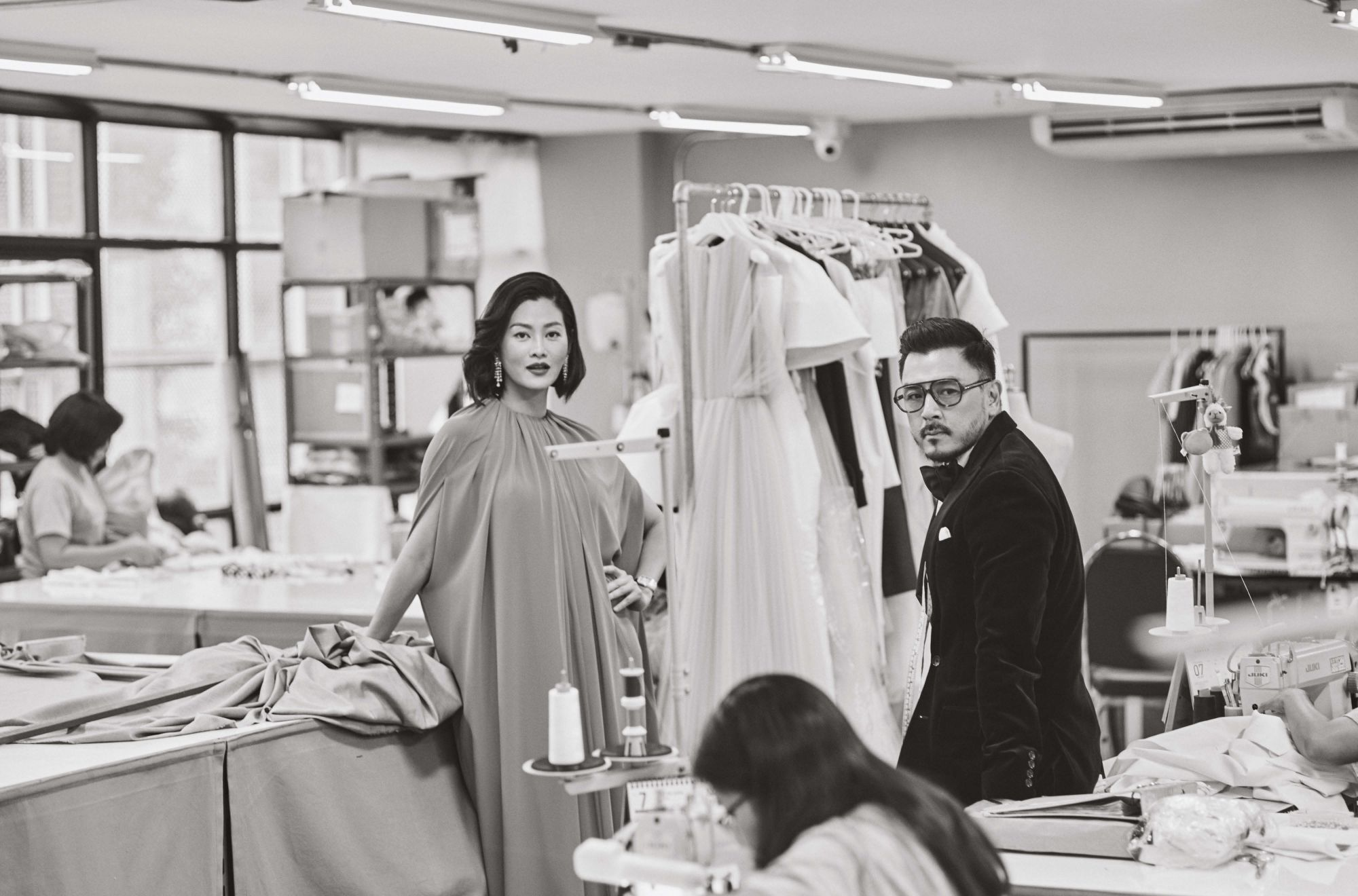8 Best Bespoke Fashion Designers In Asia For Your Made-To-Order Gowns