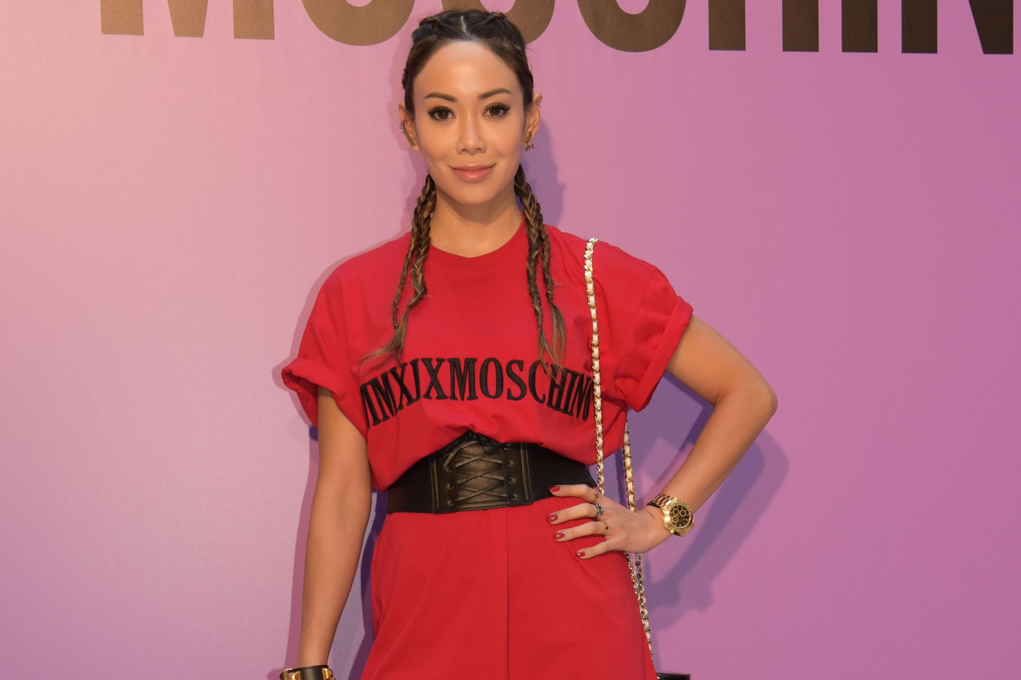 Moschino's 'Game On' Installation Party