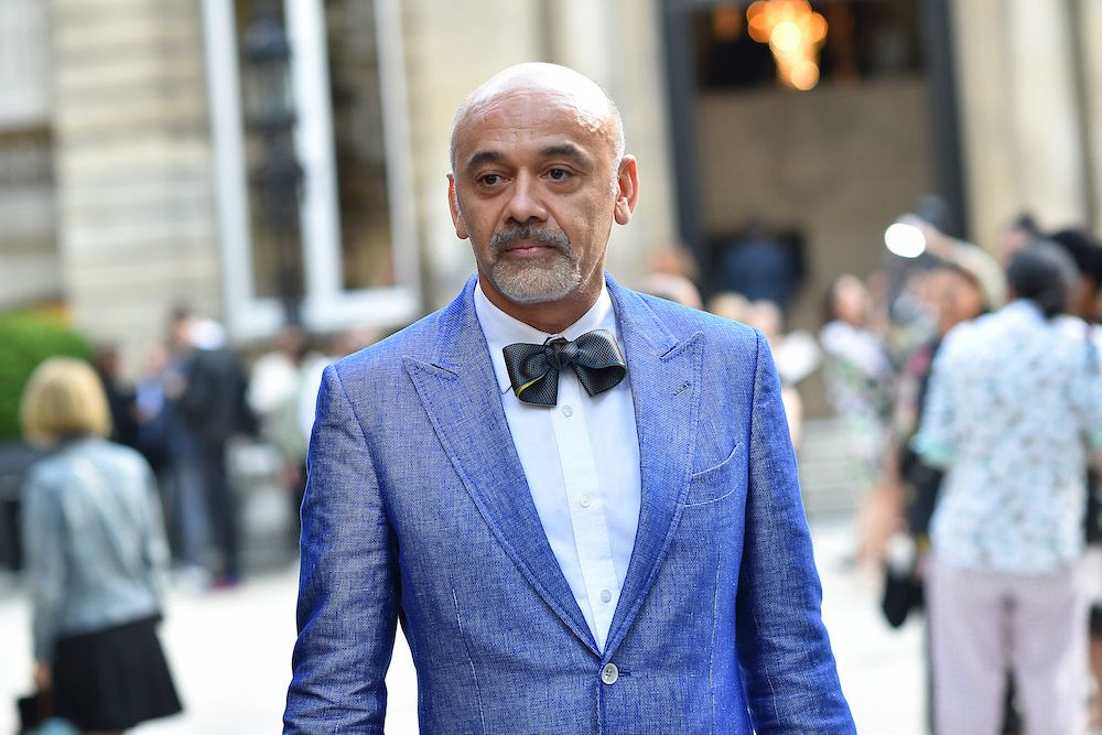 Christian Louboutin (Photo by Jacopo Raule/GC Images)
