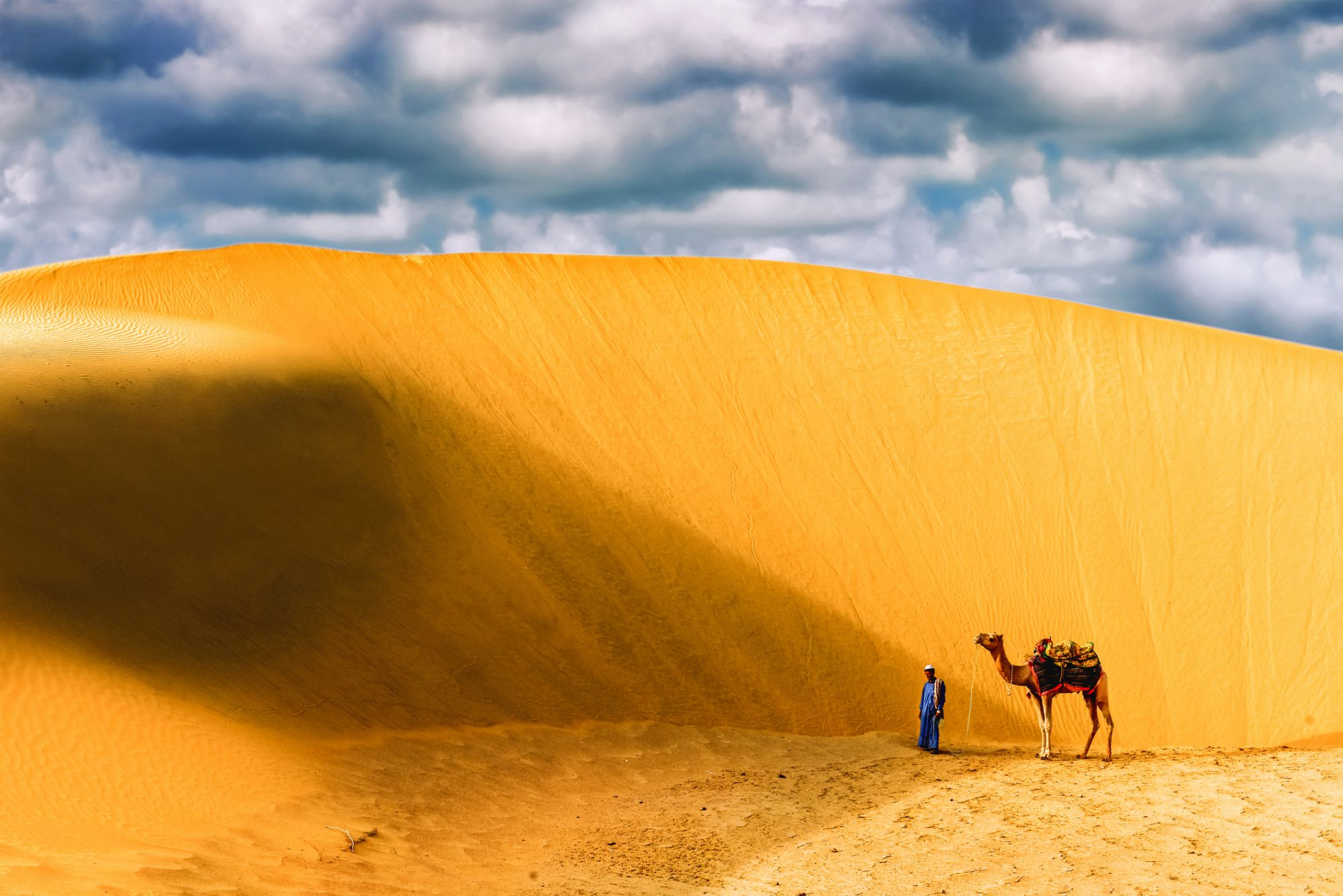 7 Desert Destinations In Asia For Your Next Nomadic Adventure