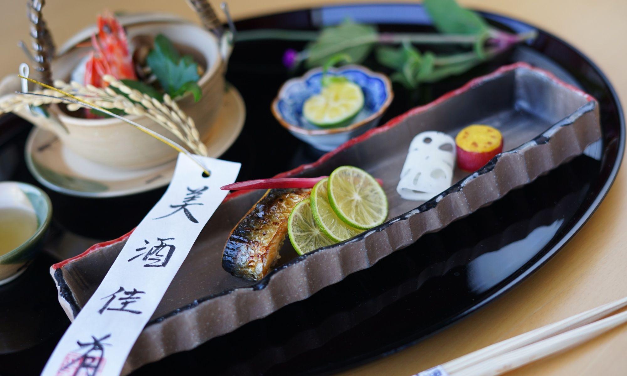 Yamazato Launches New Kaiseki lunch and dinner set menus