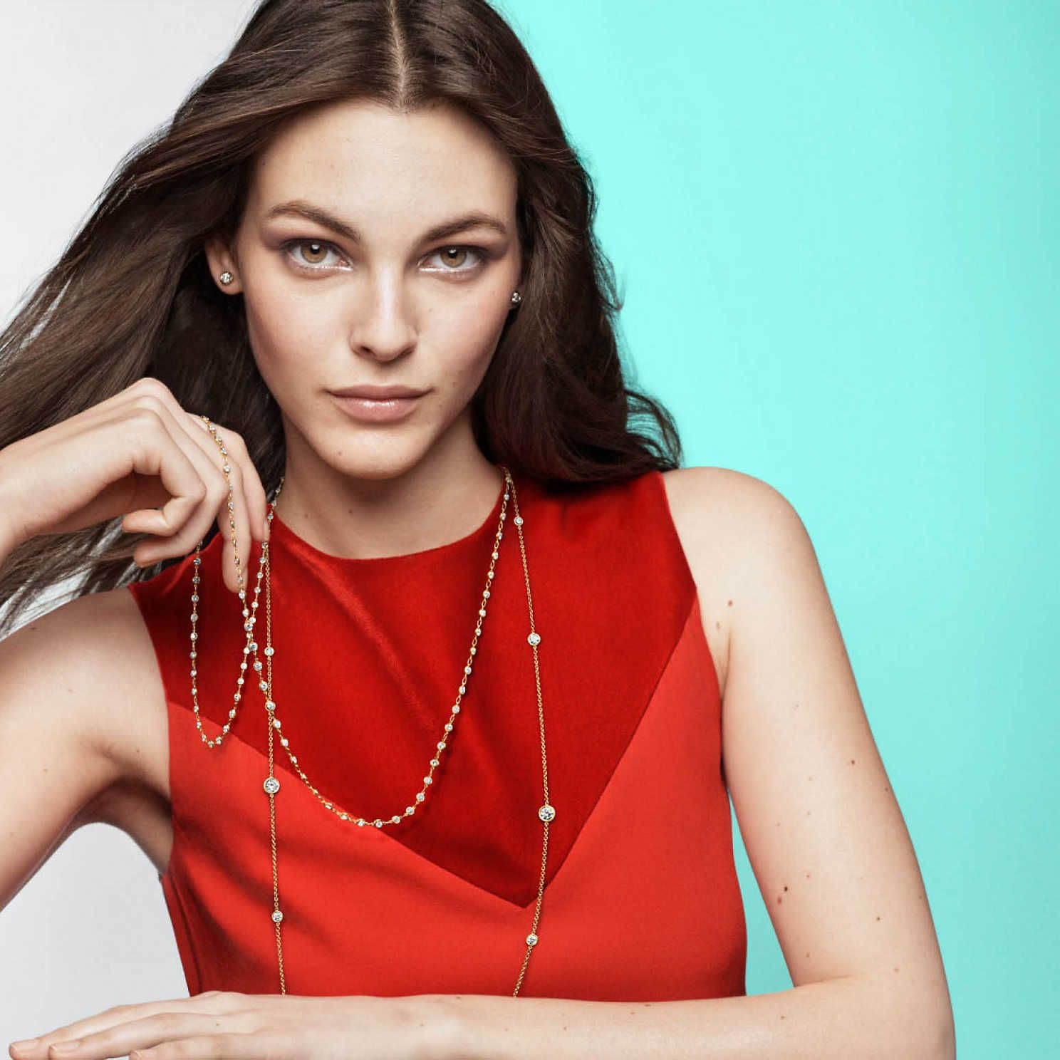 Tiffany & Co. Celebrates its 45-Year Partnership With Elsa Peretti