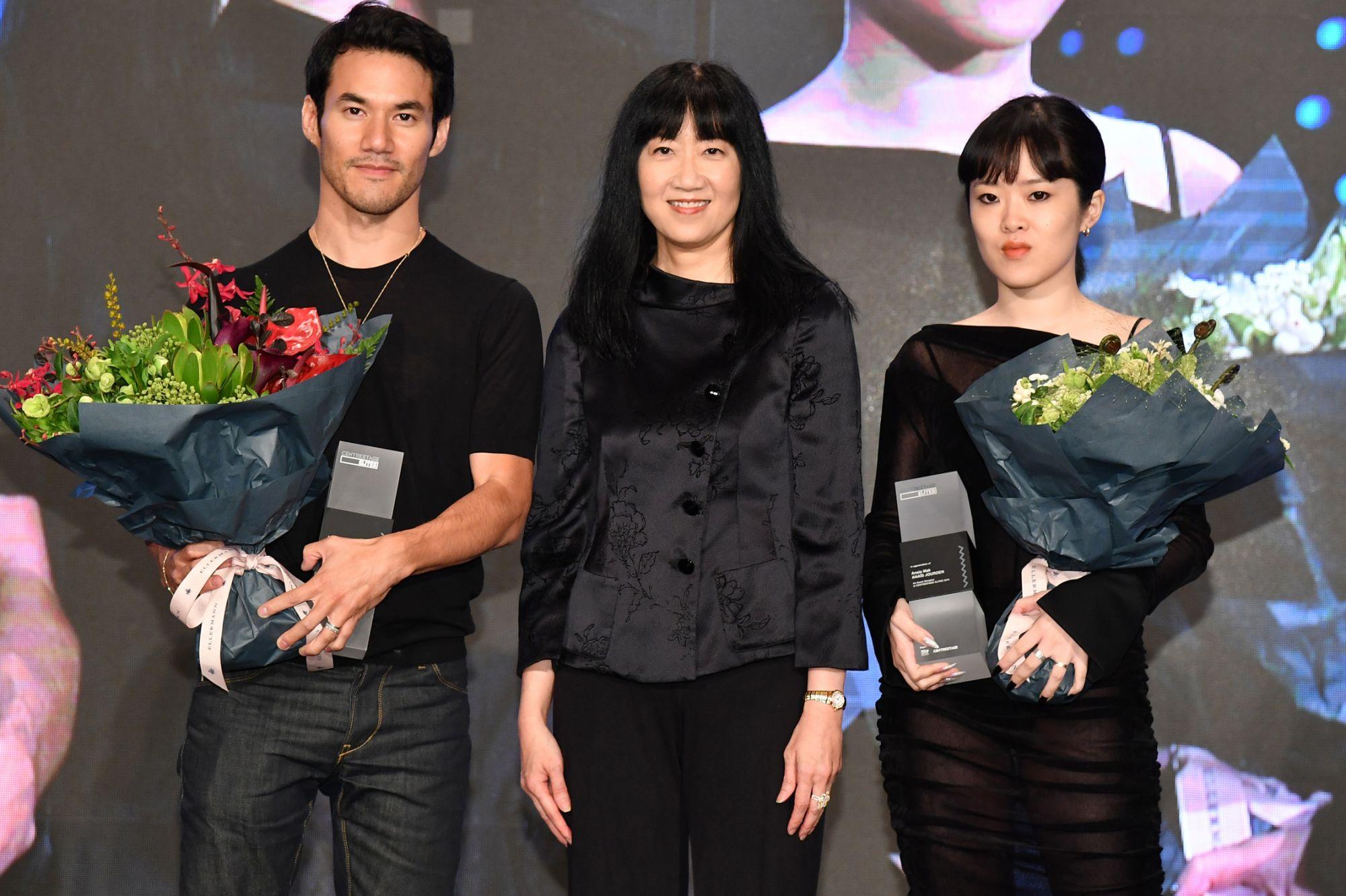 Joseph Altuzarra, Margaret Fong, Anais Mak