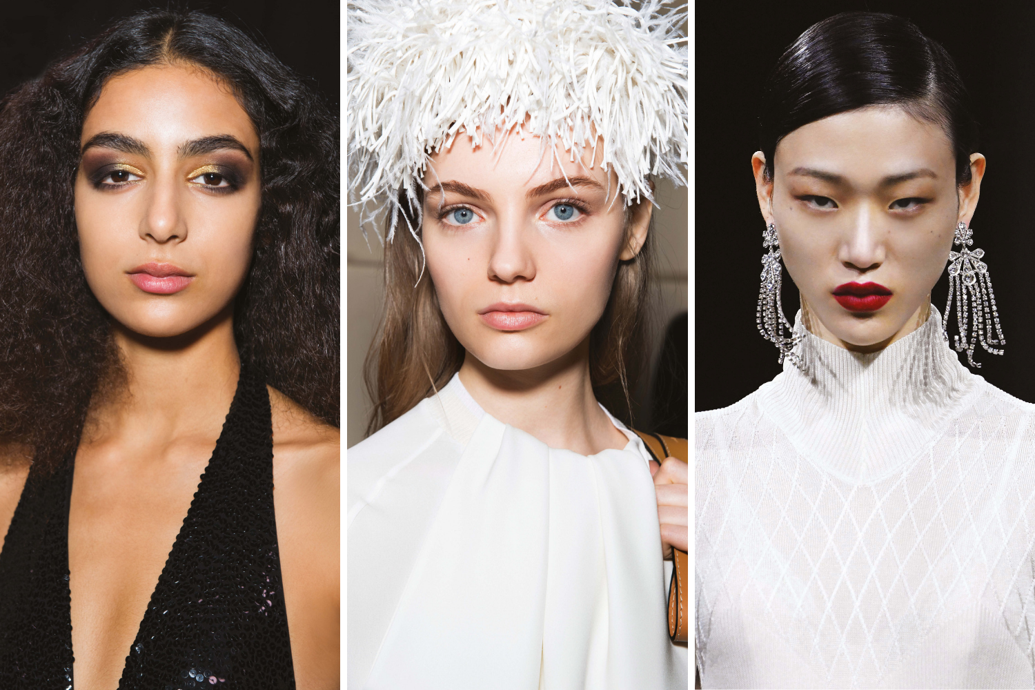 Make-up Looks From The Runway To Try This Fall