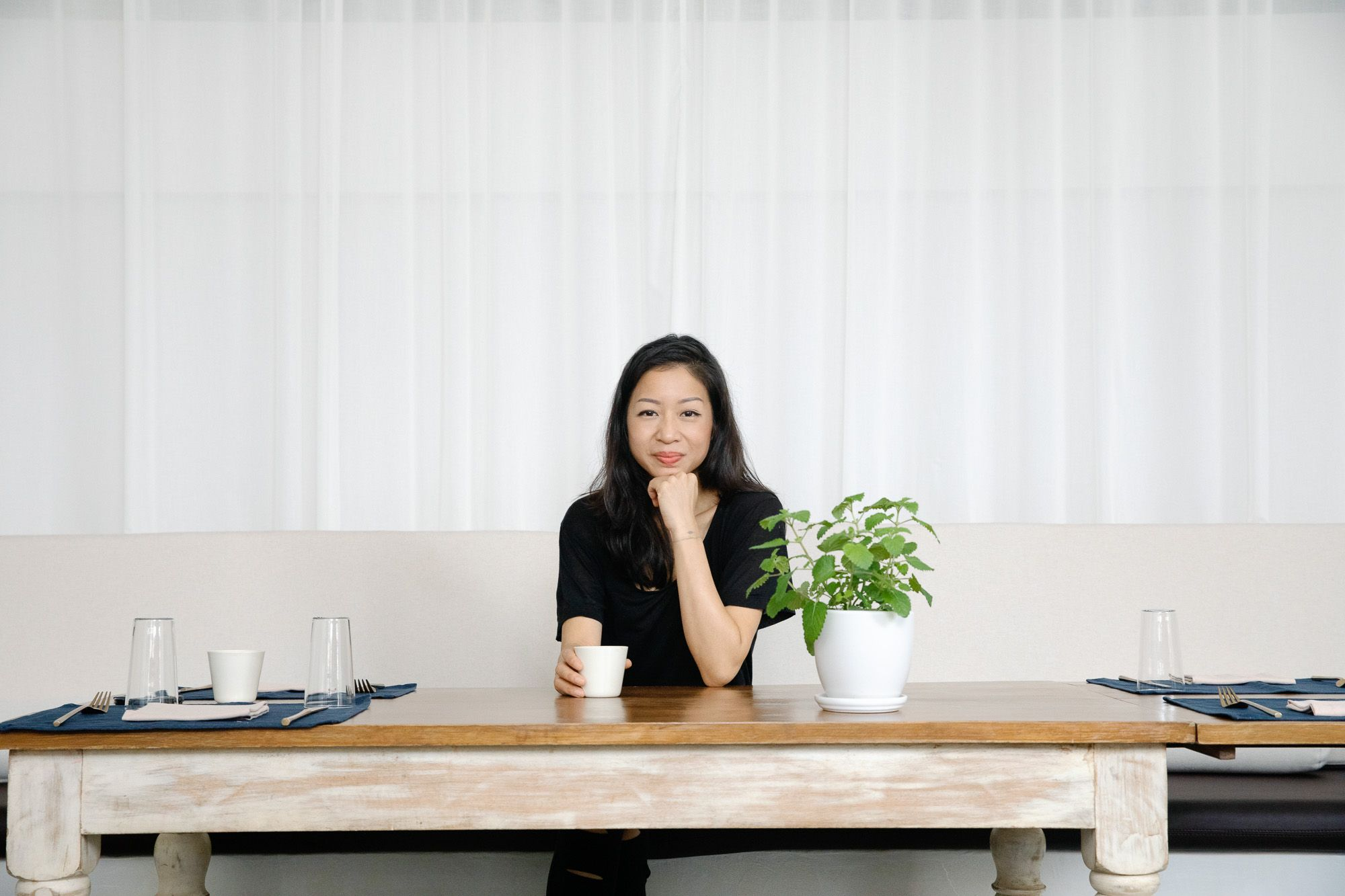 Why Peggy Chan Believes The Future Of Plant-Based Cuisine Is Normalisation