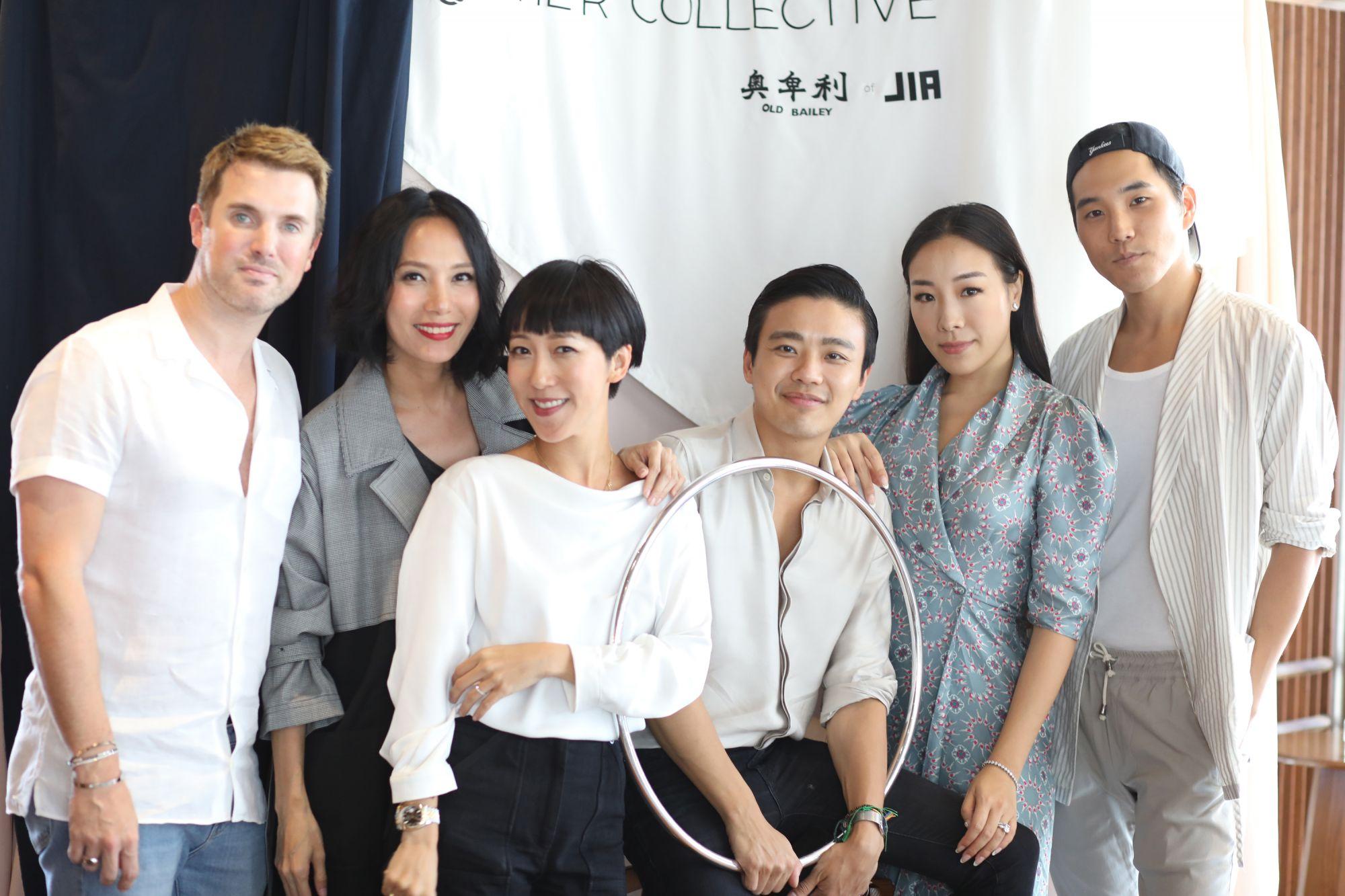 Nick Troedson, Jaime Ku, Denise Ho, Jonathan Cheung, Feiping Chang, Calvin Wang
