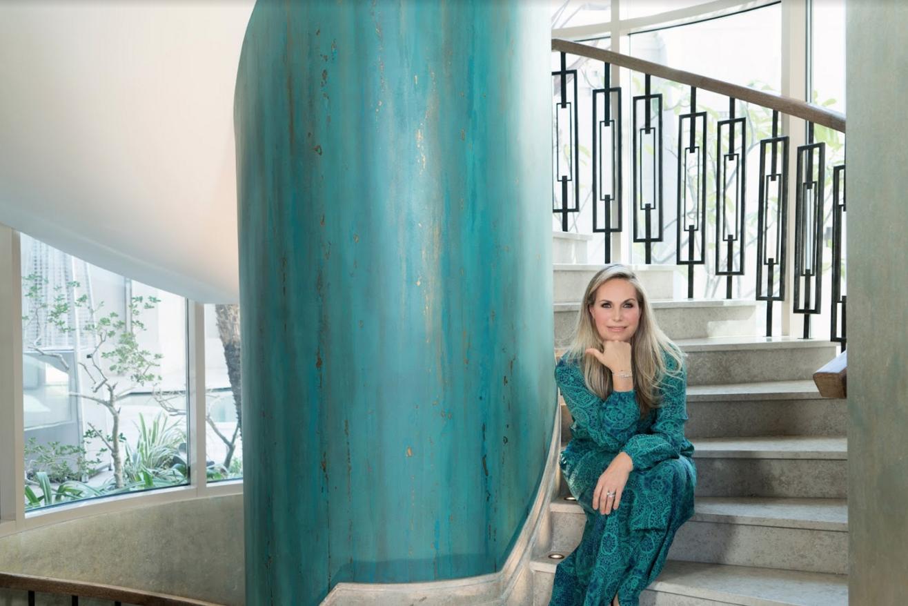 How I Travel: Interior Designer Katharine Pooley