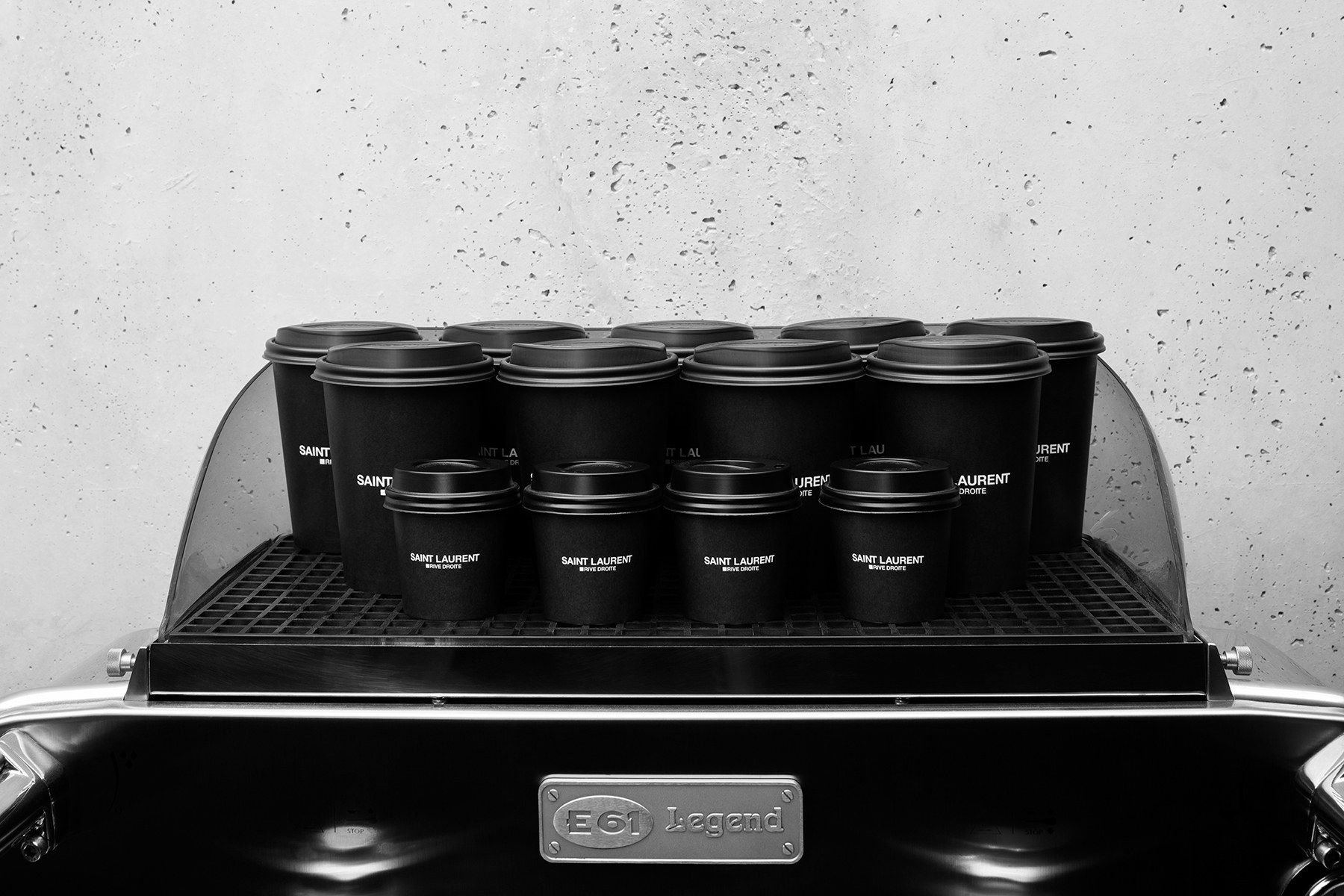 Saint Laurent Will Open Its First Coffee Shop In Paris Ahead of Paris Fashion Week