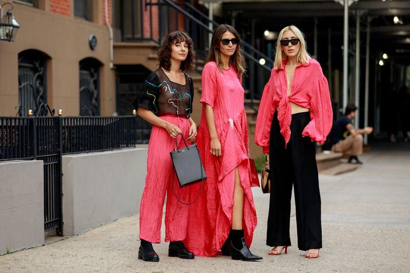 New York Fashion Week 2020: The Best Street Style Looks From NYFW Spring/Summer