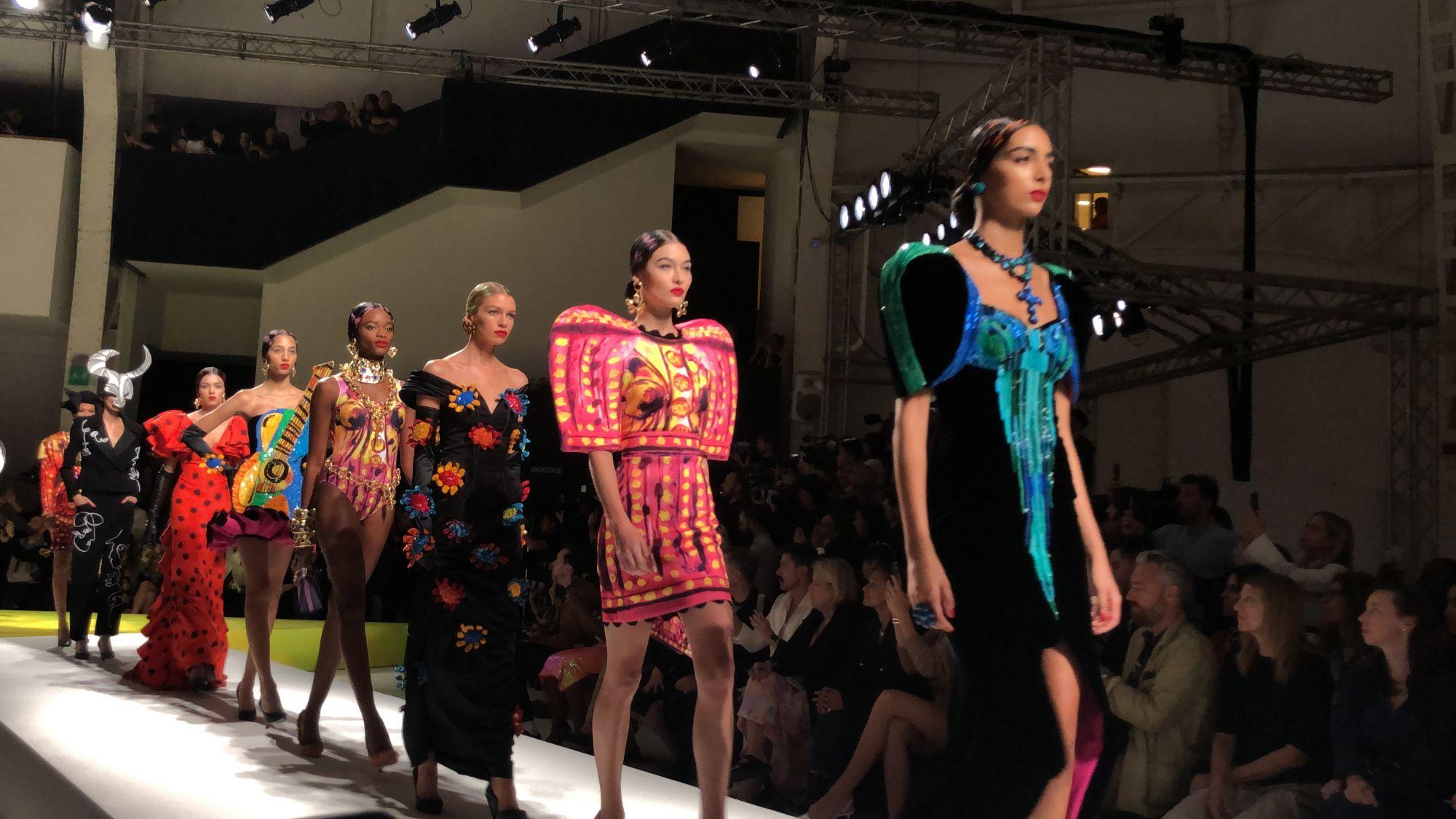 Milan Fashion Week Spring/Summer 2020: Day 2 Highlights