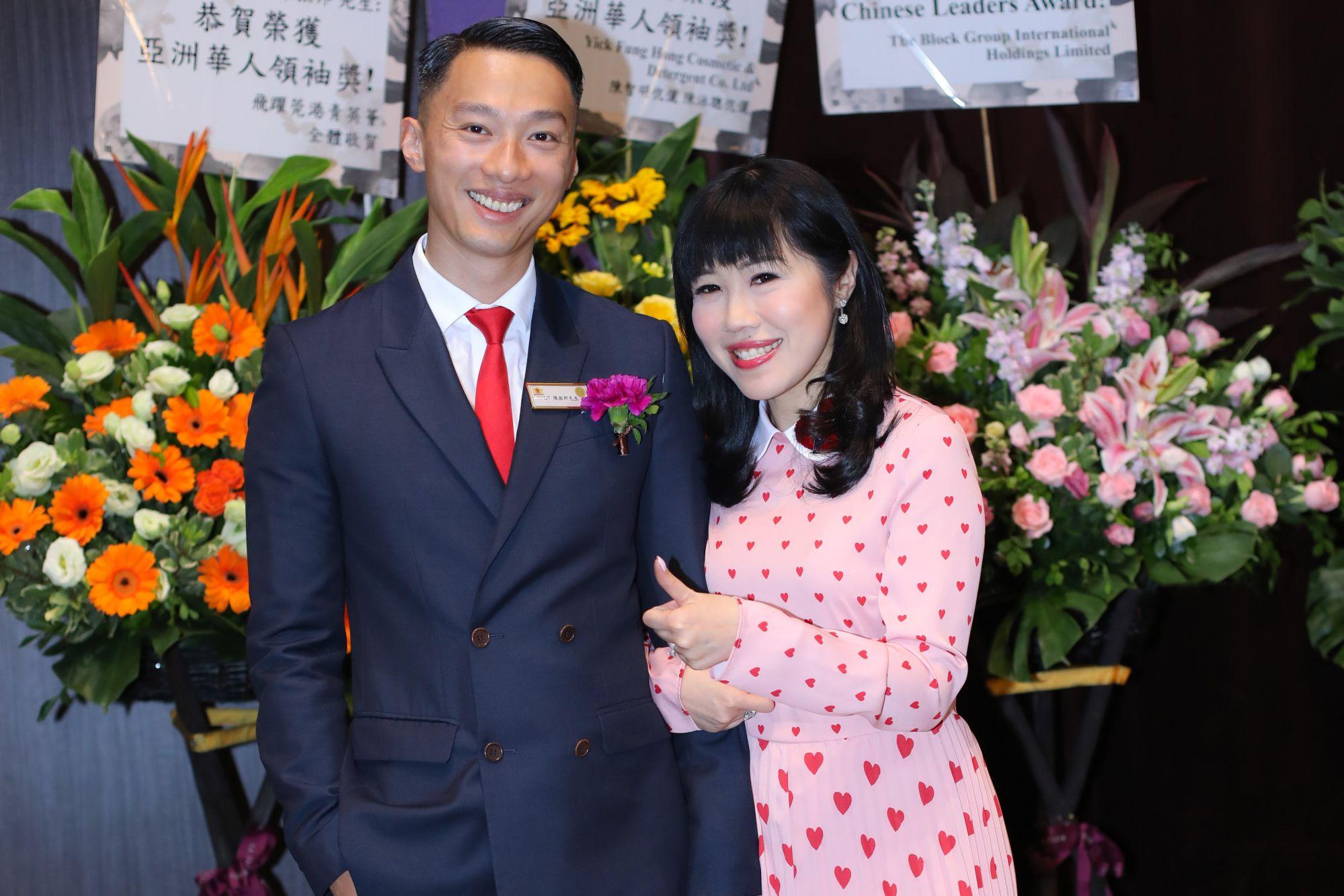 Davis Chan, Melody Kwok-Chan