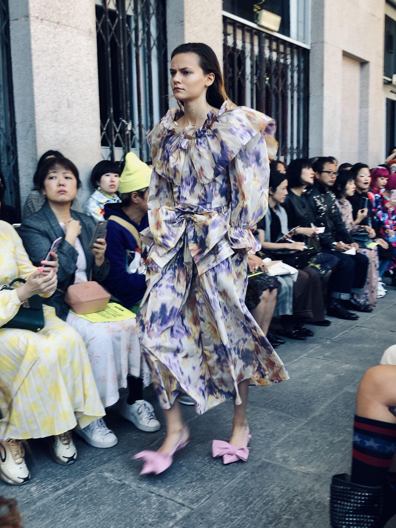 Milan Fashion Week Spring/Summer 2020: Day 4 Highlights