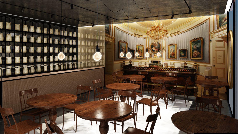 Photo: Vivienne Westwood Cafe