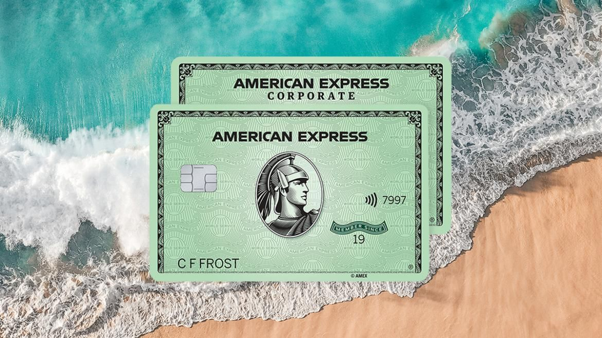 American Express Launches Credit Cards Made From Marine Plastic