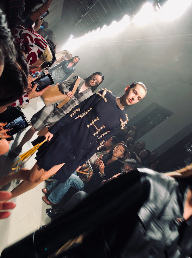 Paris Fashion Week Spring/Summer 2020: Day 1 Highlights
