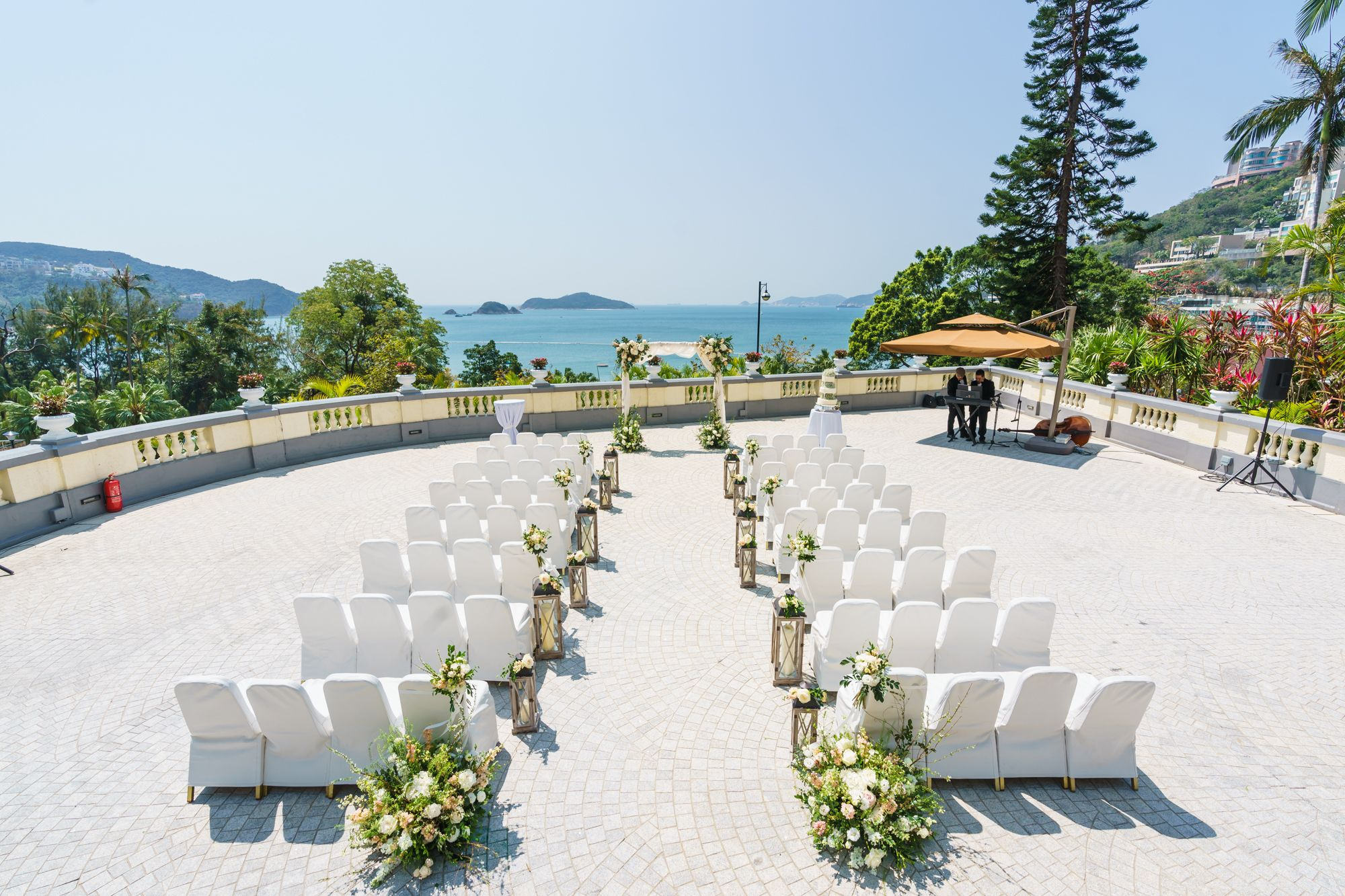 12 Beautiful Hong Kong Wedding Venues That Aren't Hotels