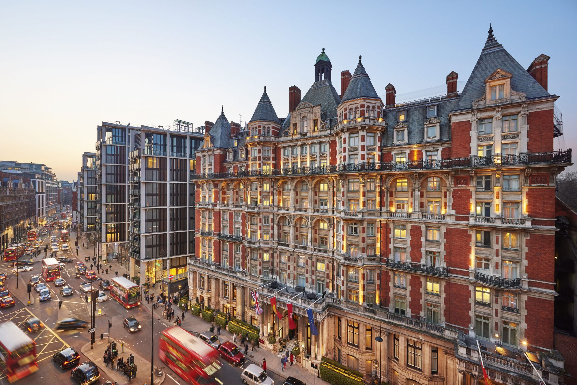 The Best New Luxury Hotels That Opened In London In 2019