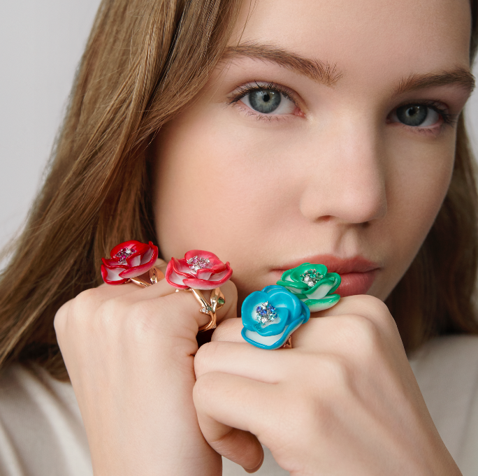Jewellery Is In Full Bloom This Autumn