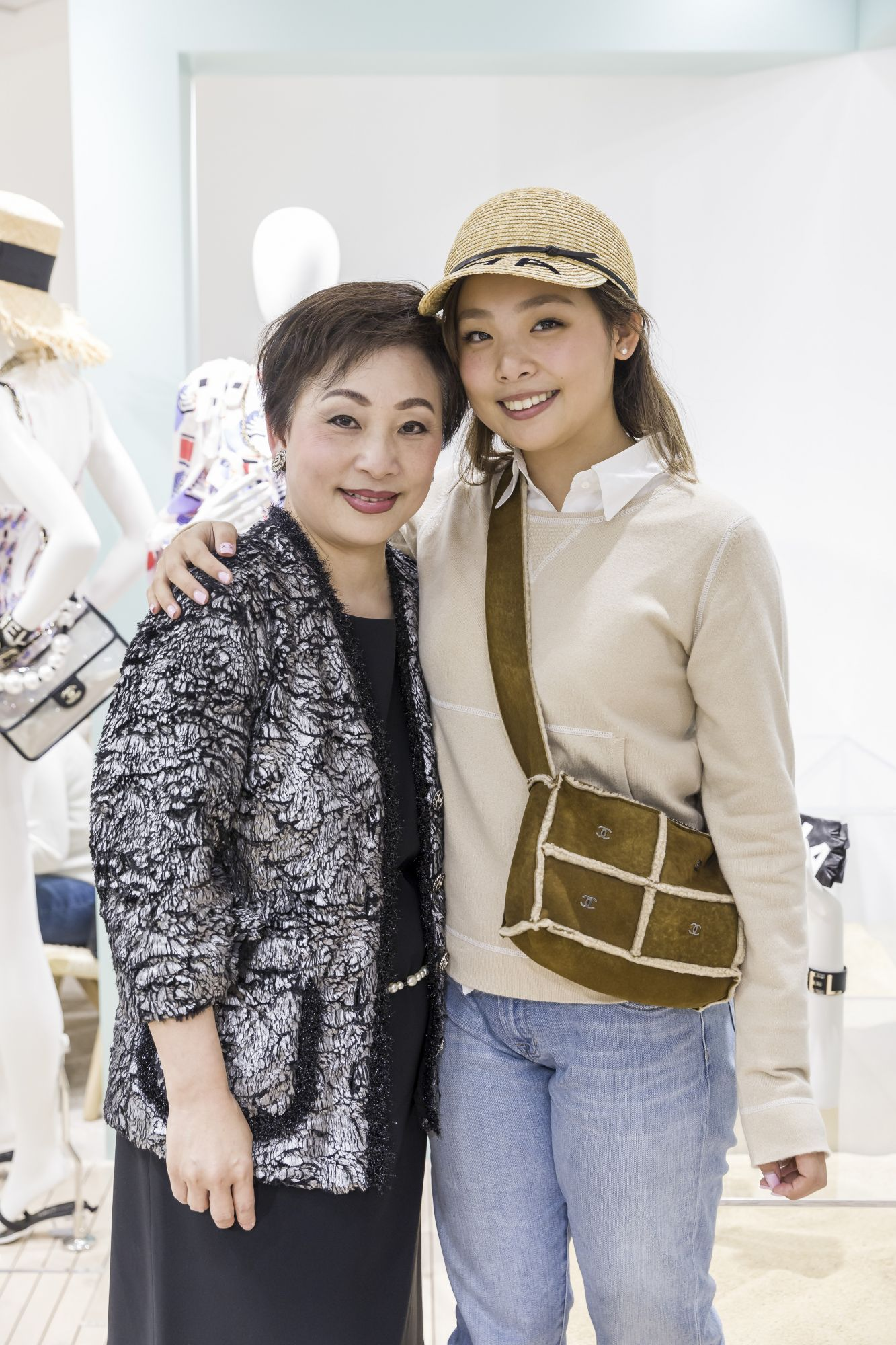 Jenny Lam Of Vestiaire Collective Shares Her Mother's Best Beauty Advice