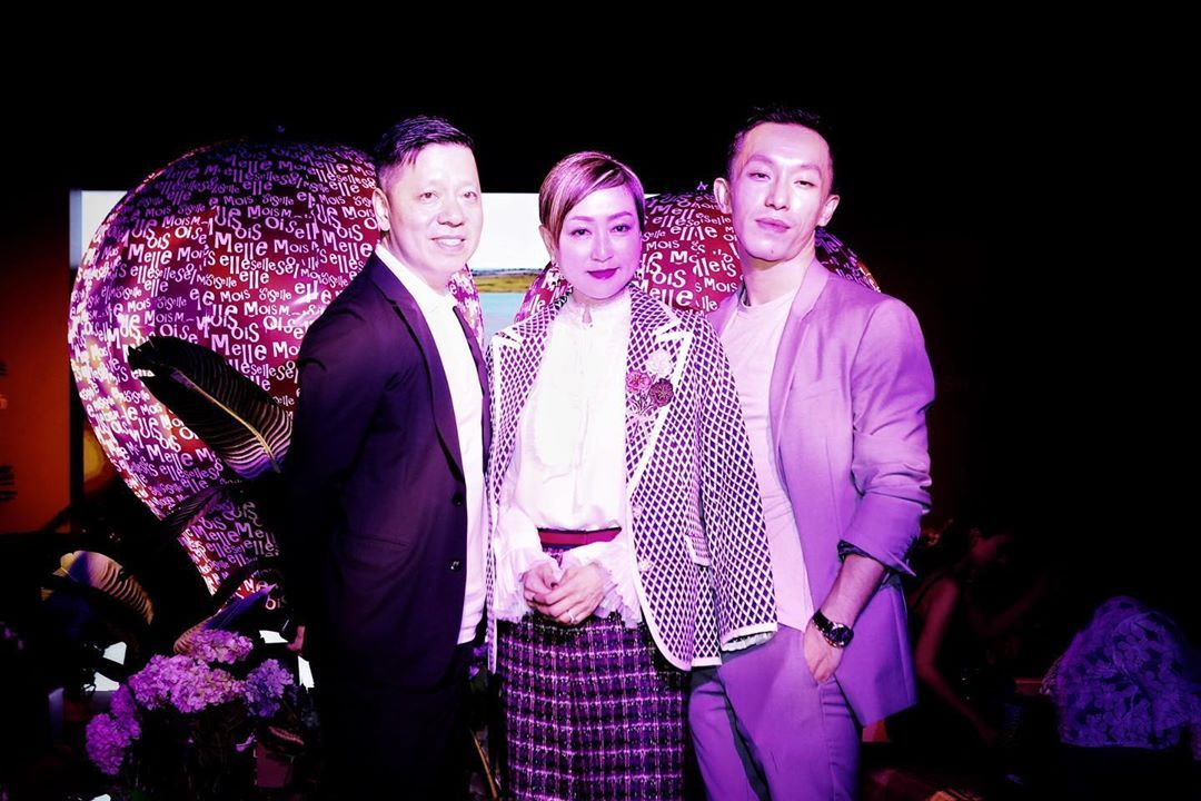 10 Best Tatlergrams: Harris Chan Celebrates The Launch Of A New Project For Moiselle And More
