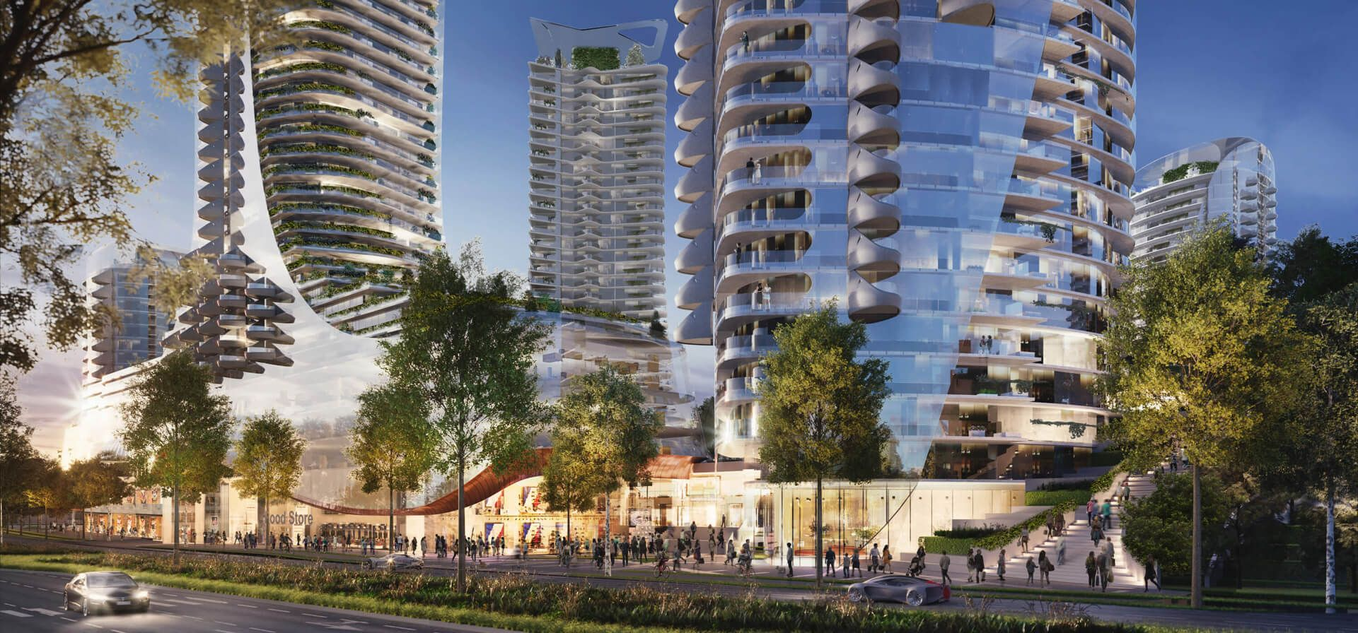 Prestigious Development Oakridge Vancouver Launches Hong Kong Pop-Up Exhibition
