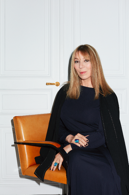 Meet The Women Behind The World's Most Luxurious Jewellery Brands