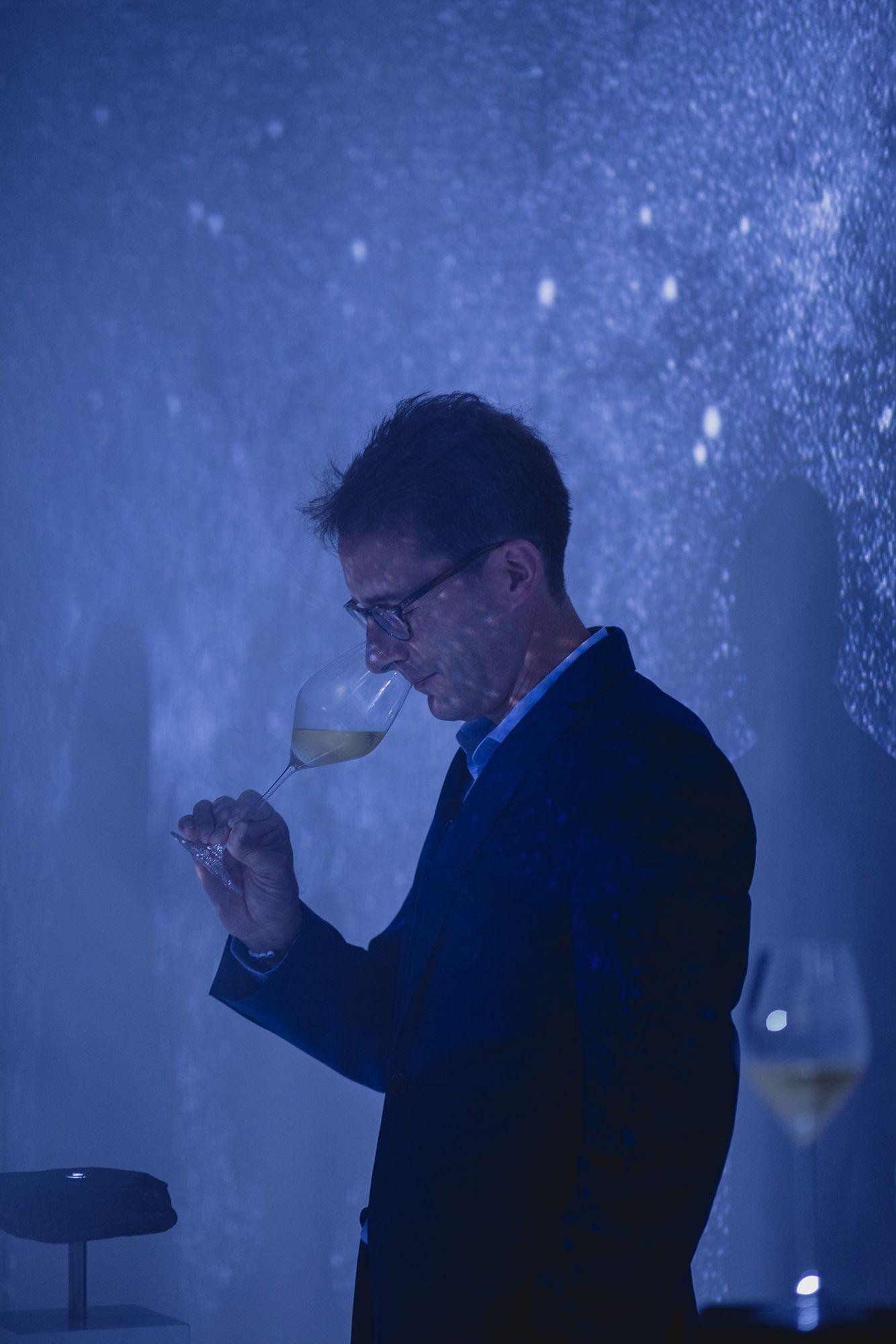 Vincent Chaperon Dreams Of Dom Pérignon