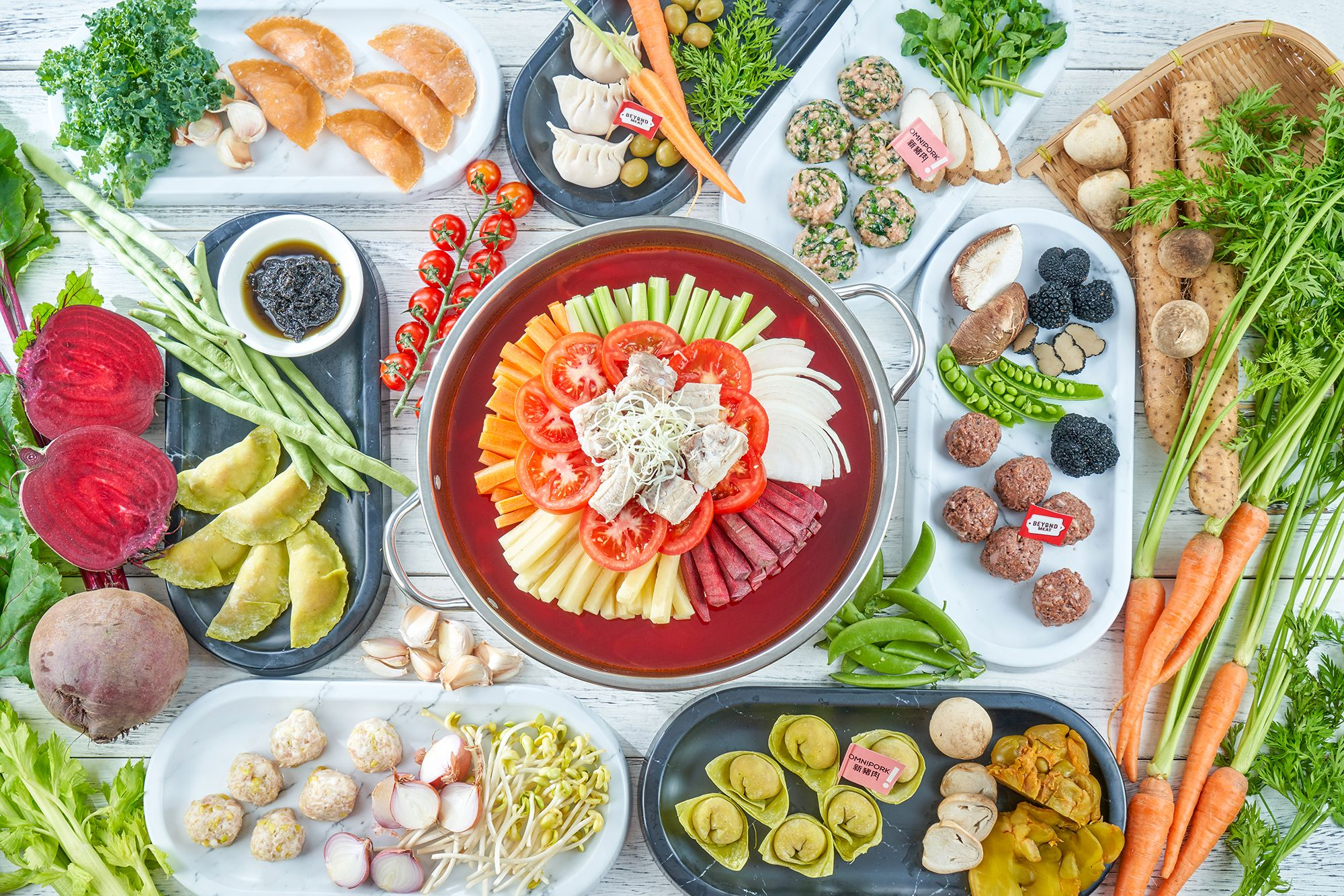 Hotpot Gets Healthy With Megan's Kitchen's New Plant-Based Offerings