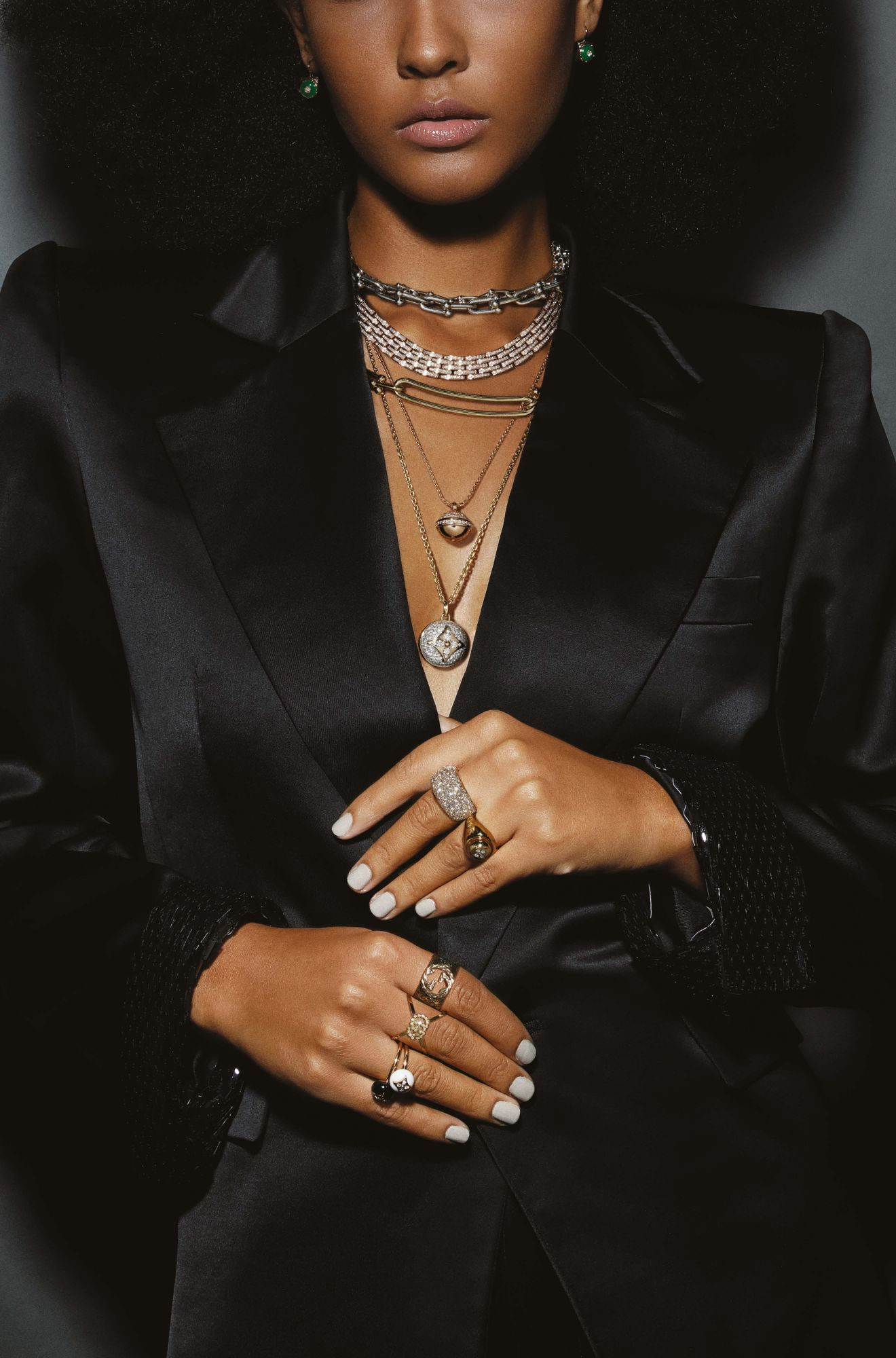 Tatler Asia's Guide To Accessorising Jewellery
