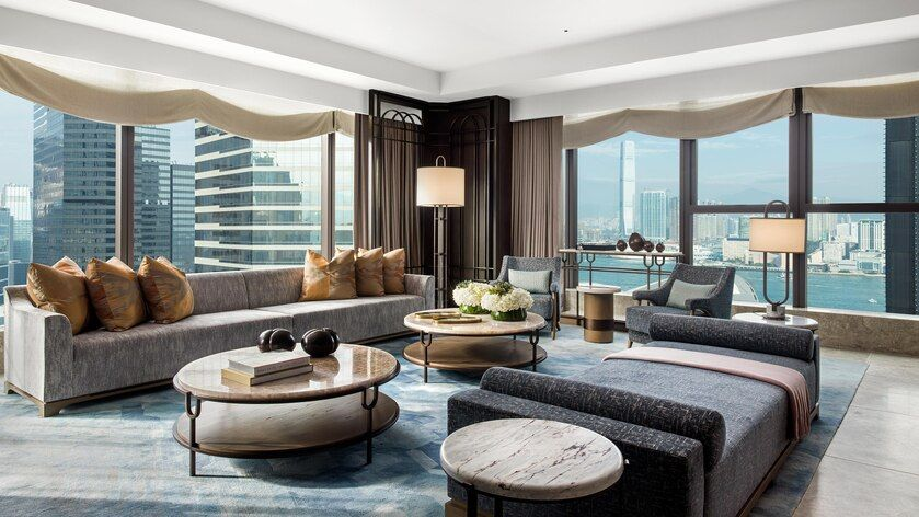These Are Hong Kong's Most Expensive And Luxurious Hotel Suites