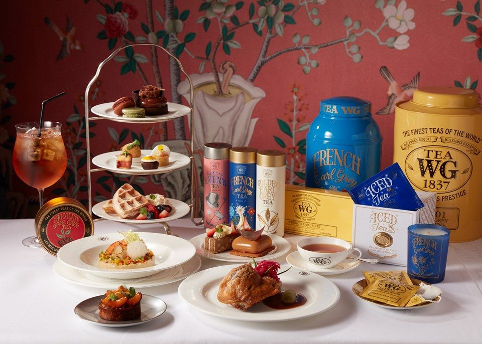 Tea Time: 8 New Afternoon Tea Sets To Try In Hong Kong This Season